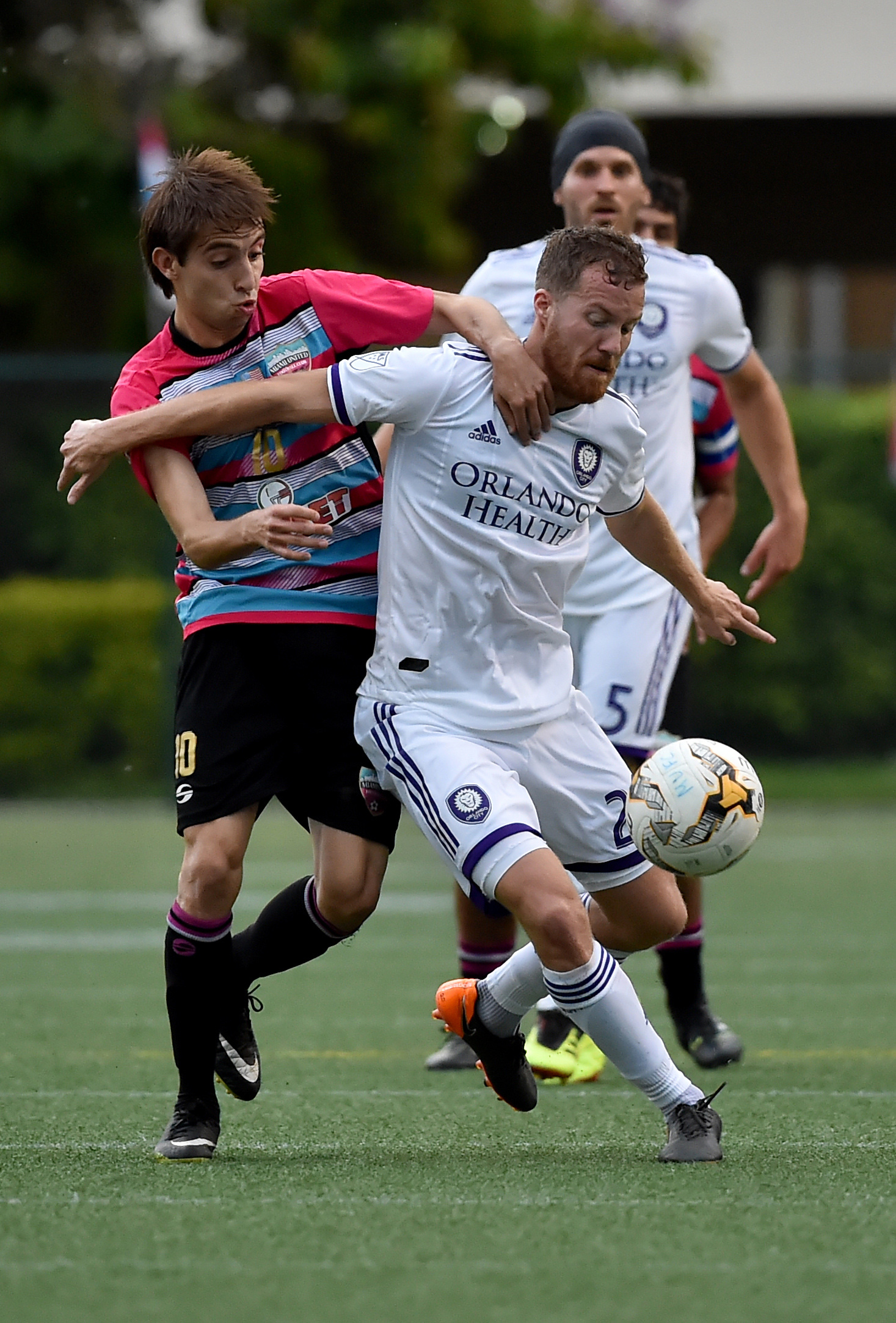 MLS: U.S. Open Cup-Orlando City vs Miami United