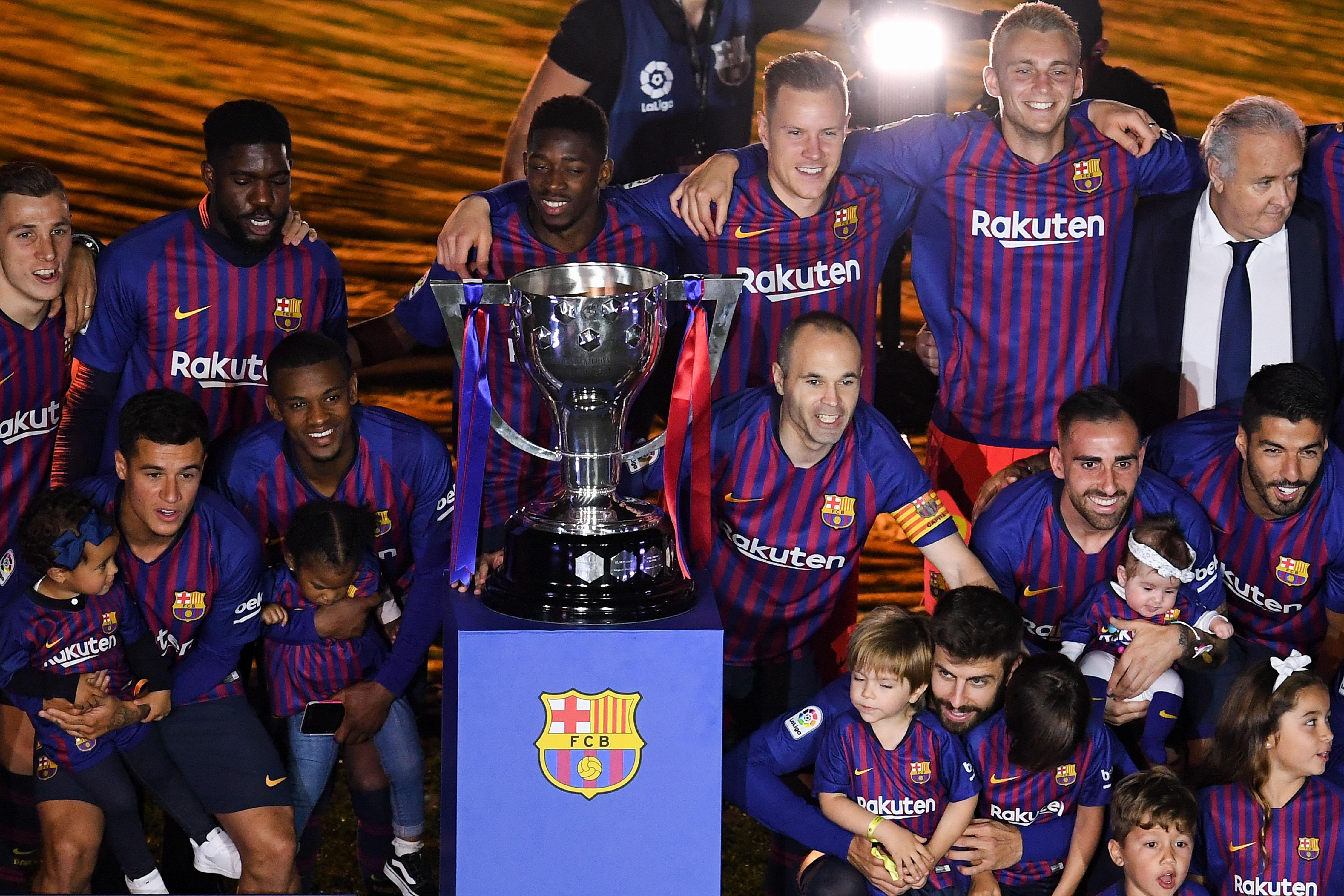 Barcelona v Real Sociedad - La Liga