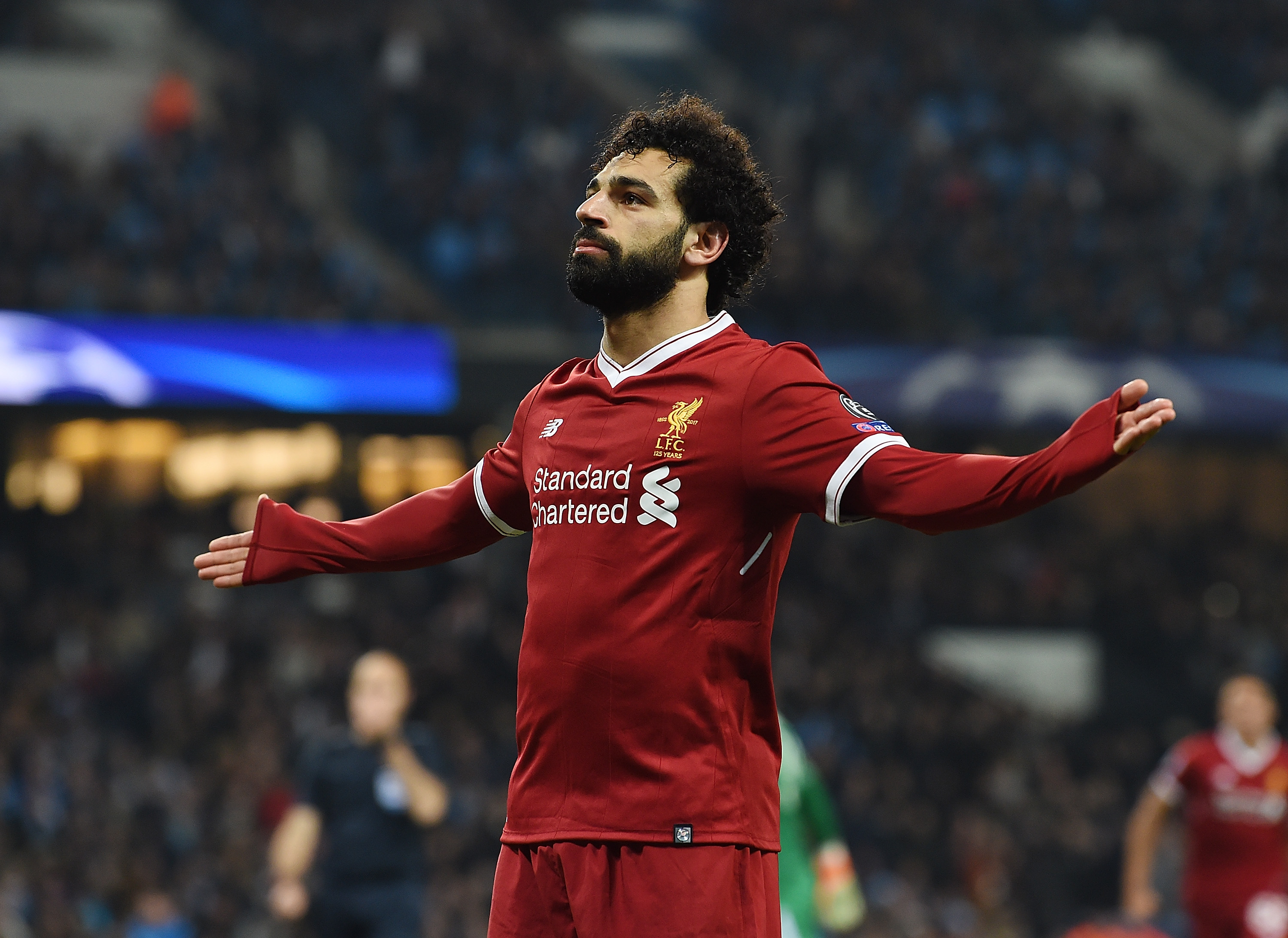 1298cdf5a67 Soccer star Mo Salah s massive popularity is changing perceptions of  Muslims in the UK