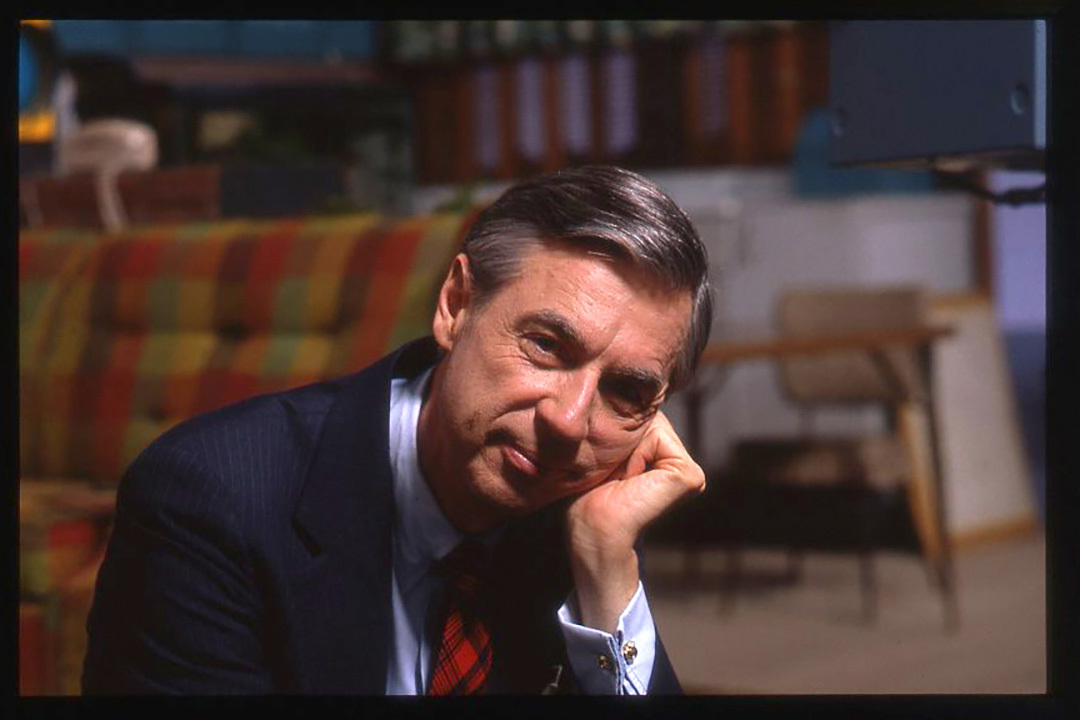 Fred Rogers believed in radical kindness.