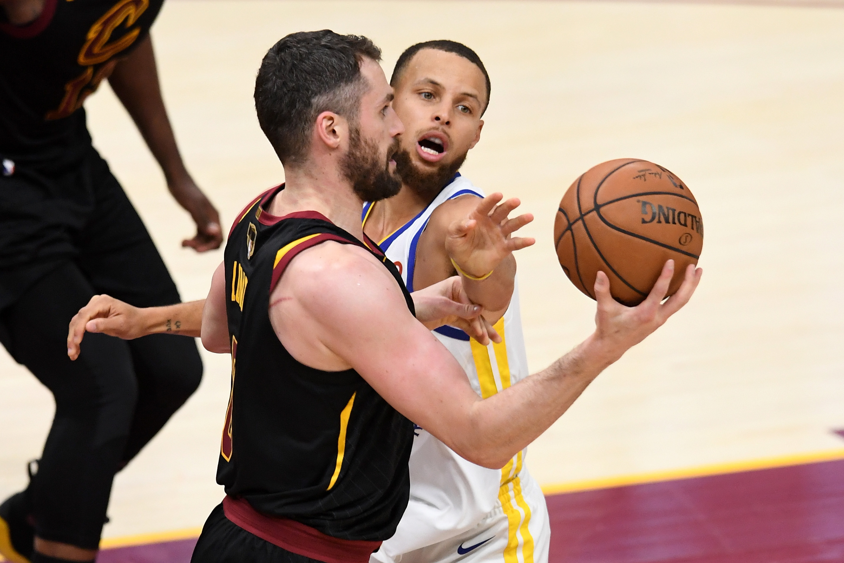 64691e850 Kevin Love's Mercilessly Mocked Fade Is the Best Part of the NBA Finals
