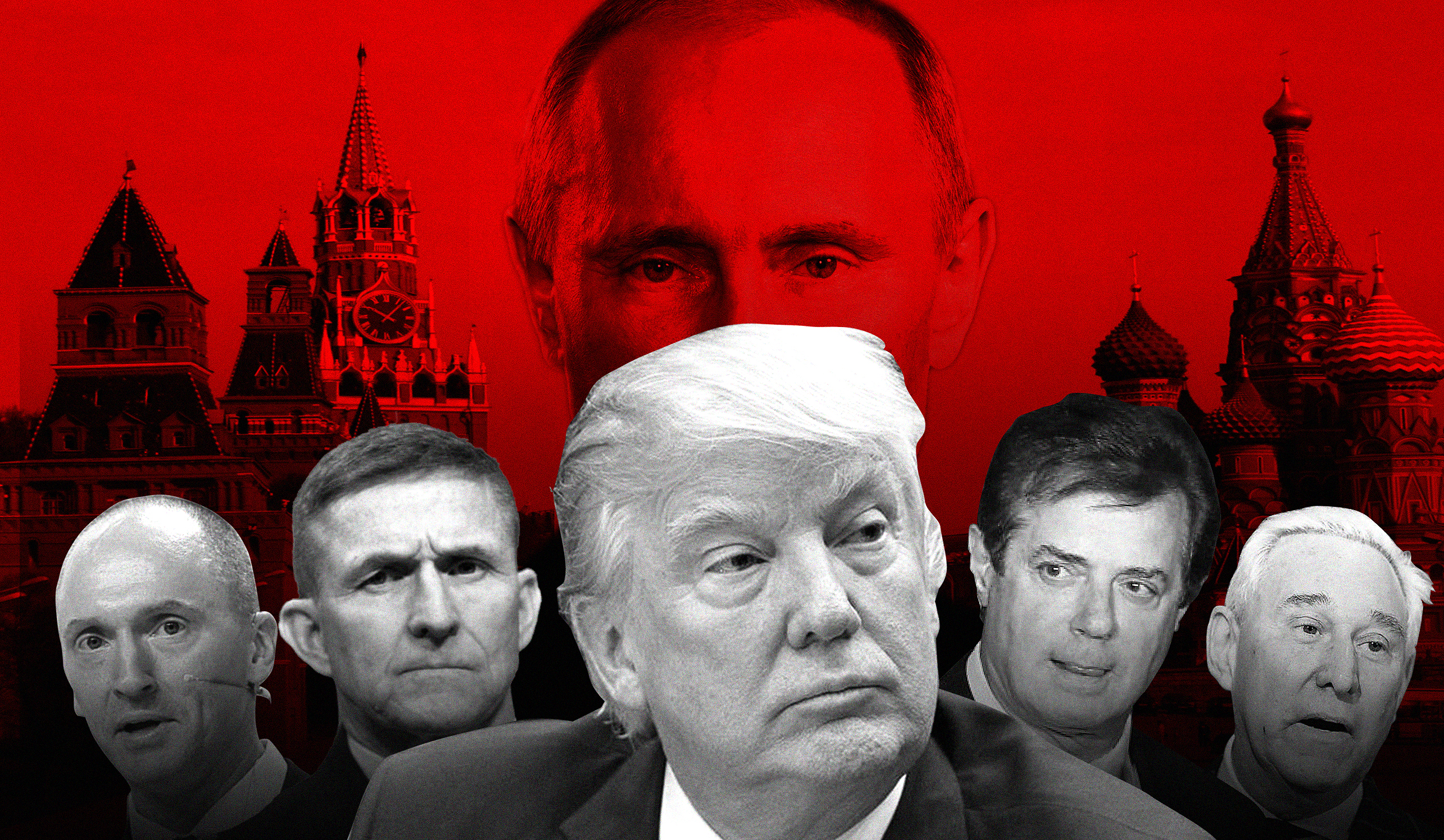 There's actually lots of evidence of Trump-Russia collusion