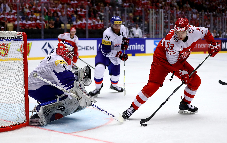 Denmark v Korea - 2018 IIHF Ice Hockey World Championship