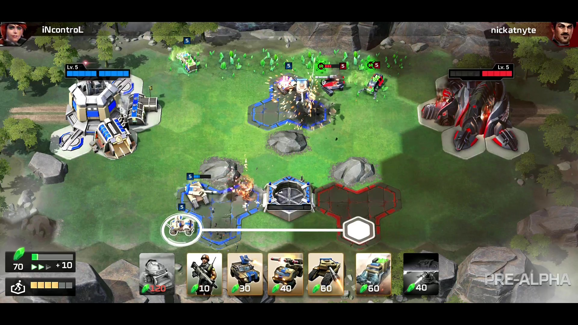 7e756a3fd0b Command   Conquer  Rivals brings classic strategy to the small screen