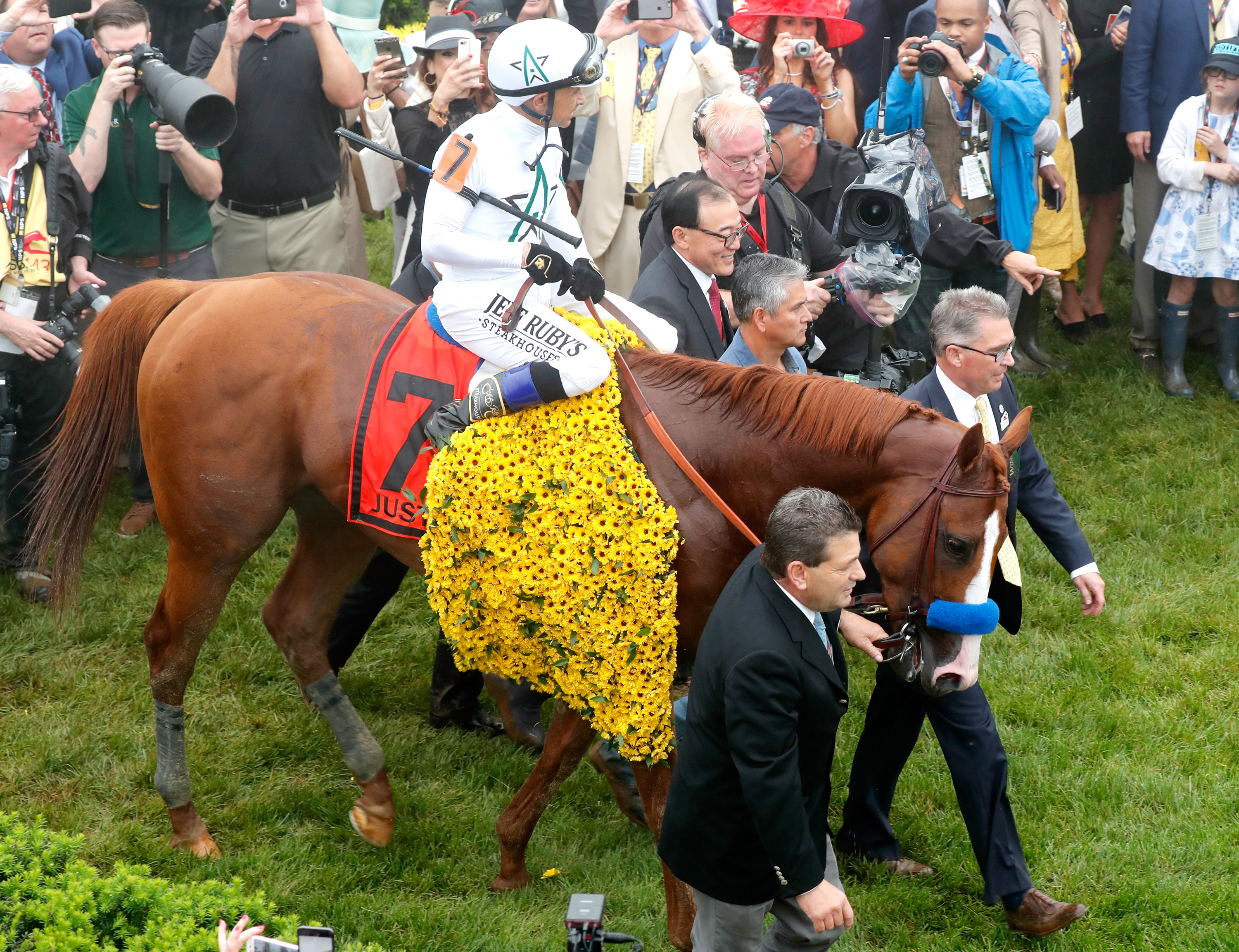 The Stronach Group Chalet At 143rd Preakness Stakes