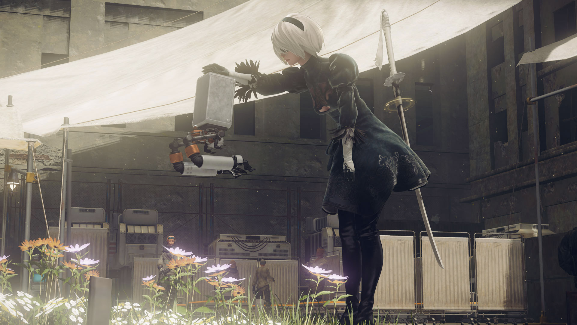 Nier: Automata heads to Xbox One on June 26