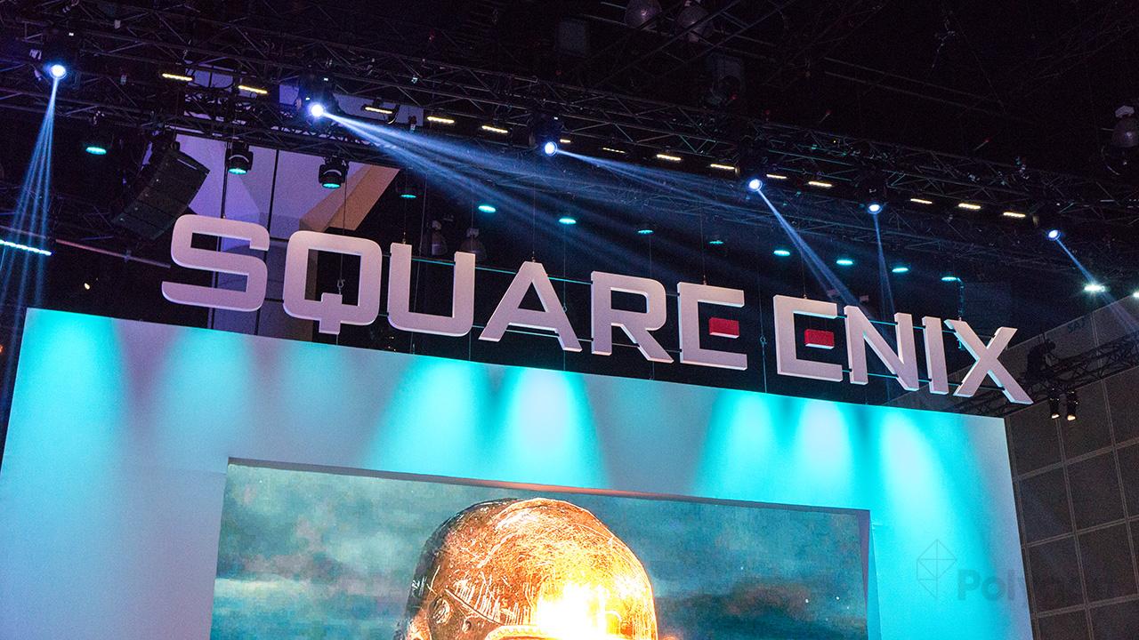Square Enix - E3 2014 booth photo 1280