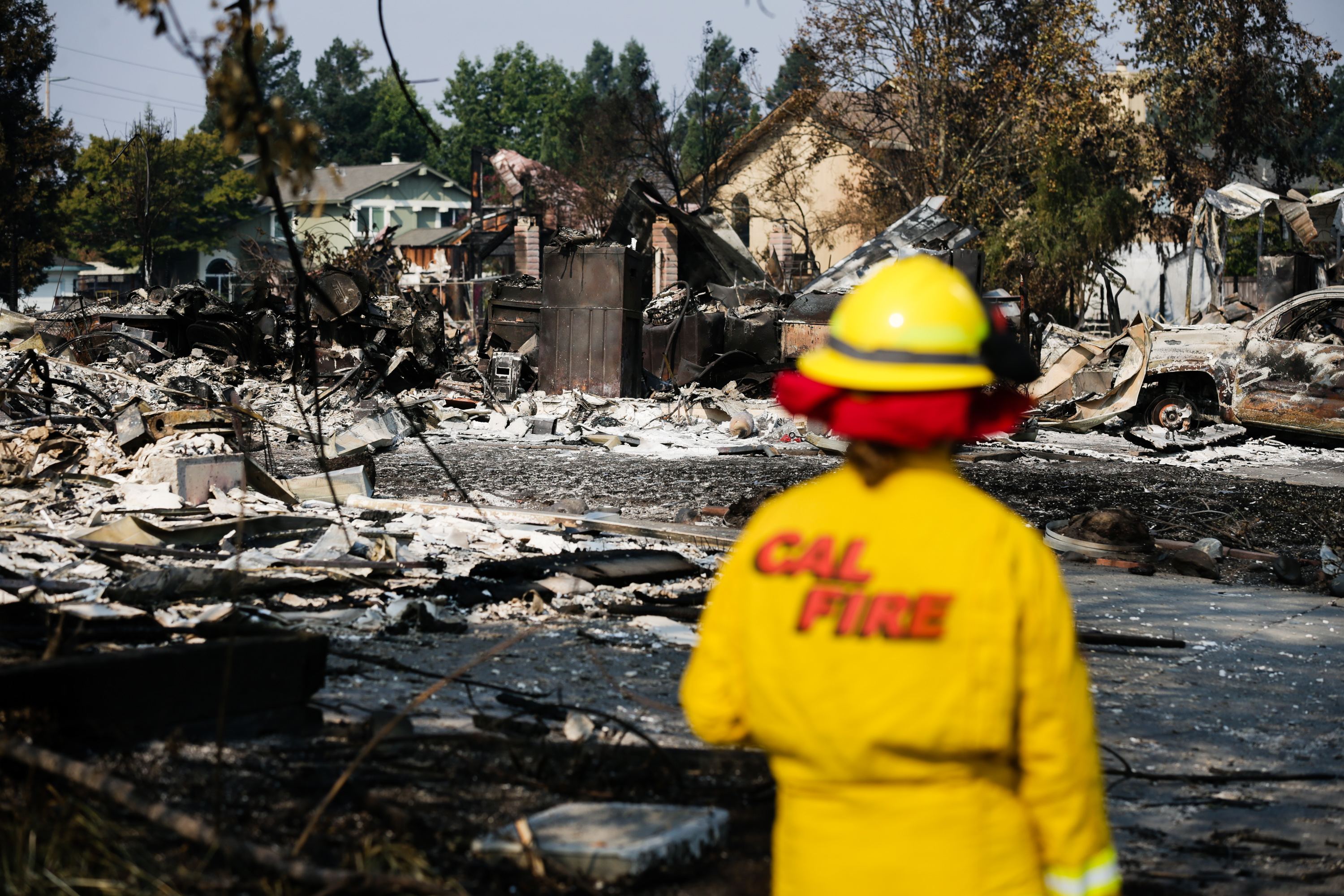 Official Report Blames PG&E Equipment for Many Wine Country Wildfires