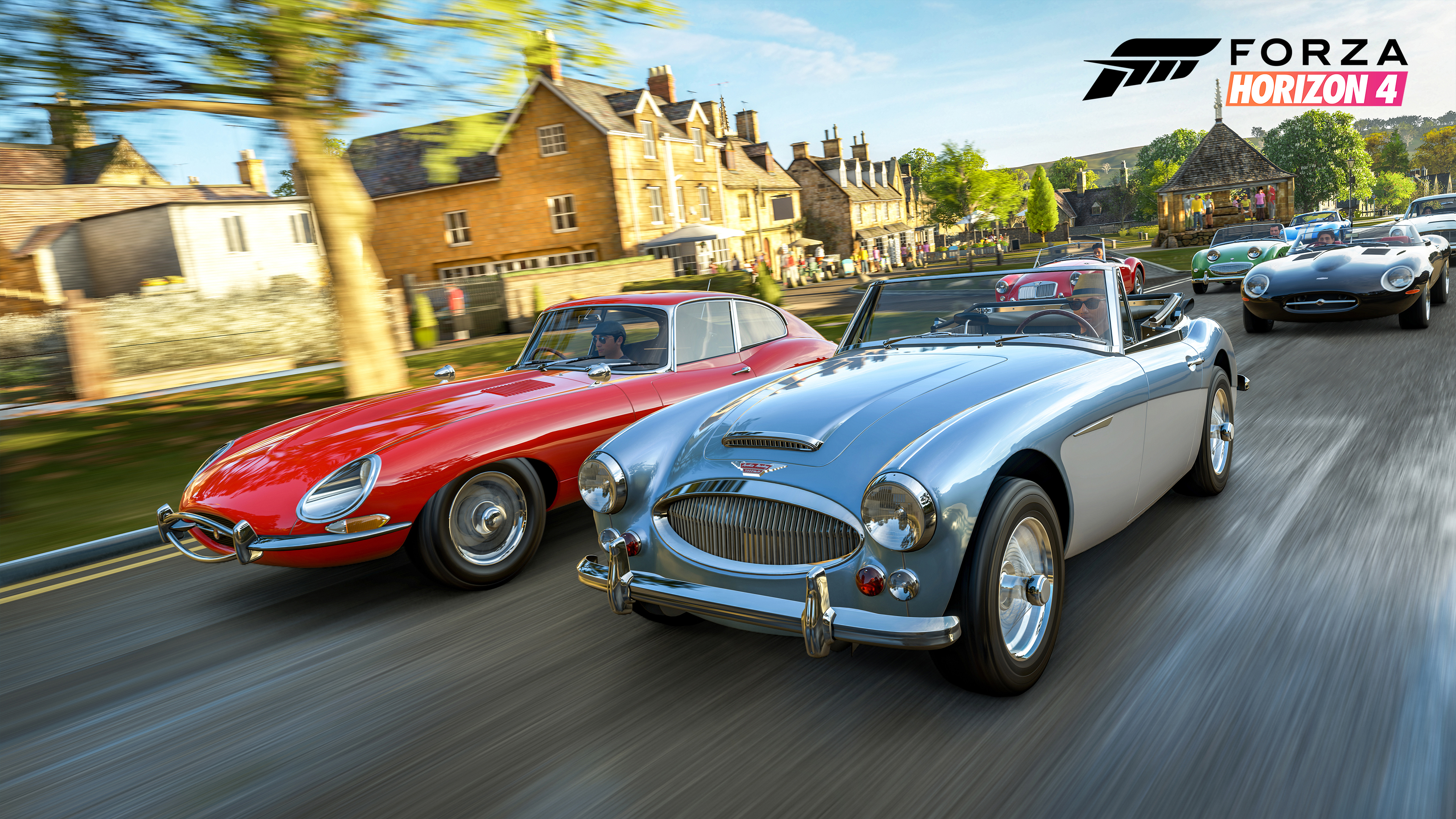 Forza Horizon 4's Britain setting wasn't the developer's