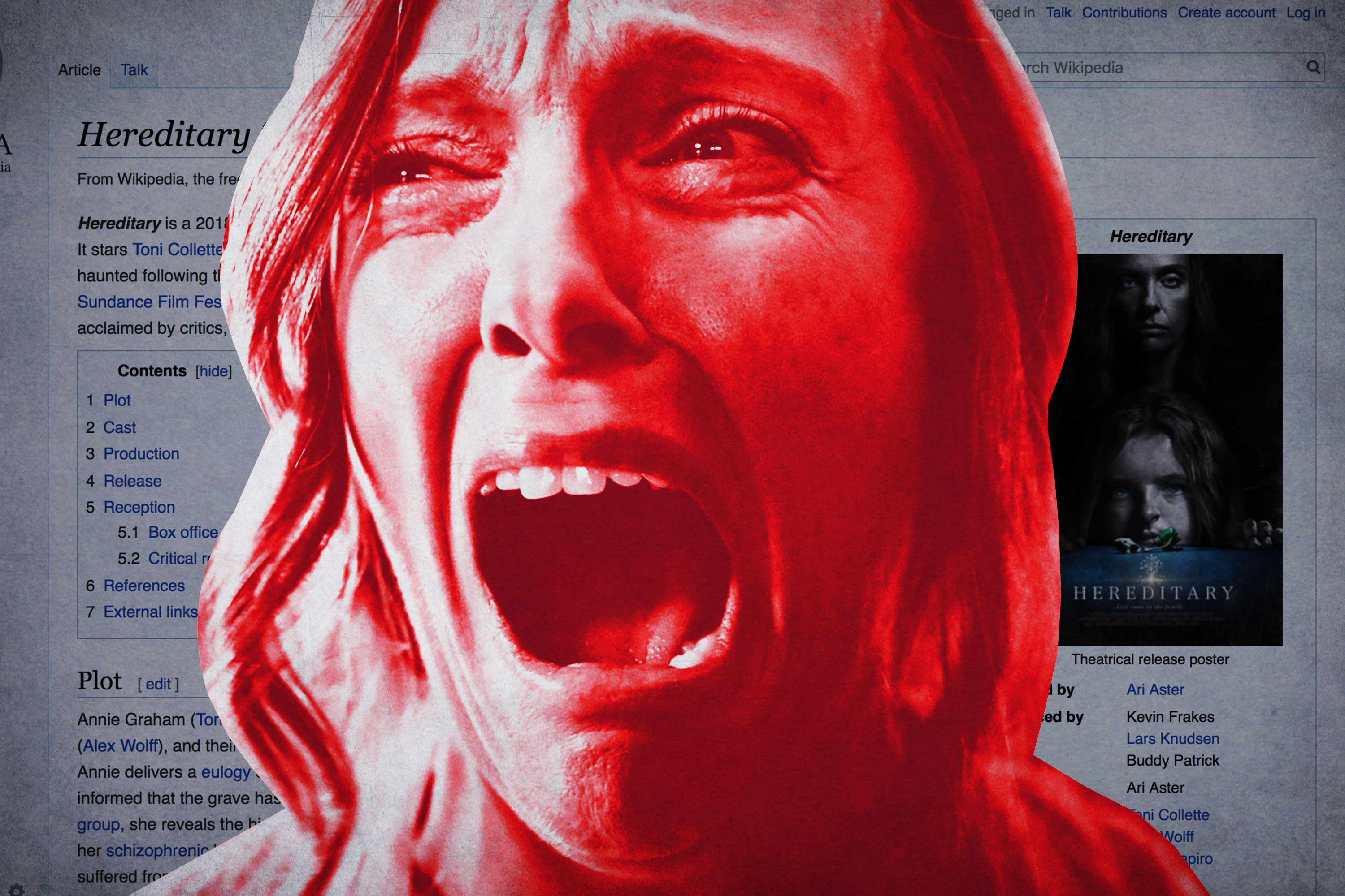 A Review of the \'Hereditary\' Wikipedia Page, by Someone Who Is Too ...