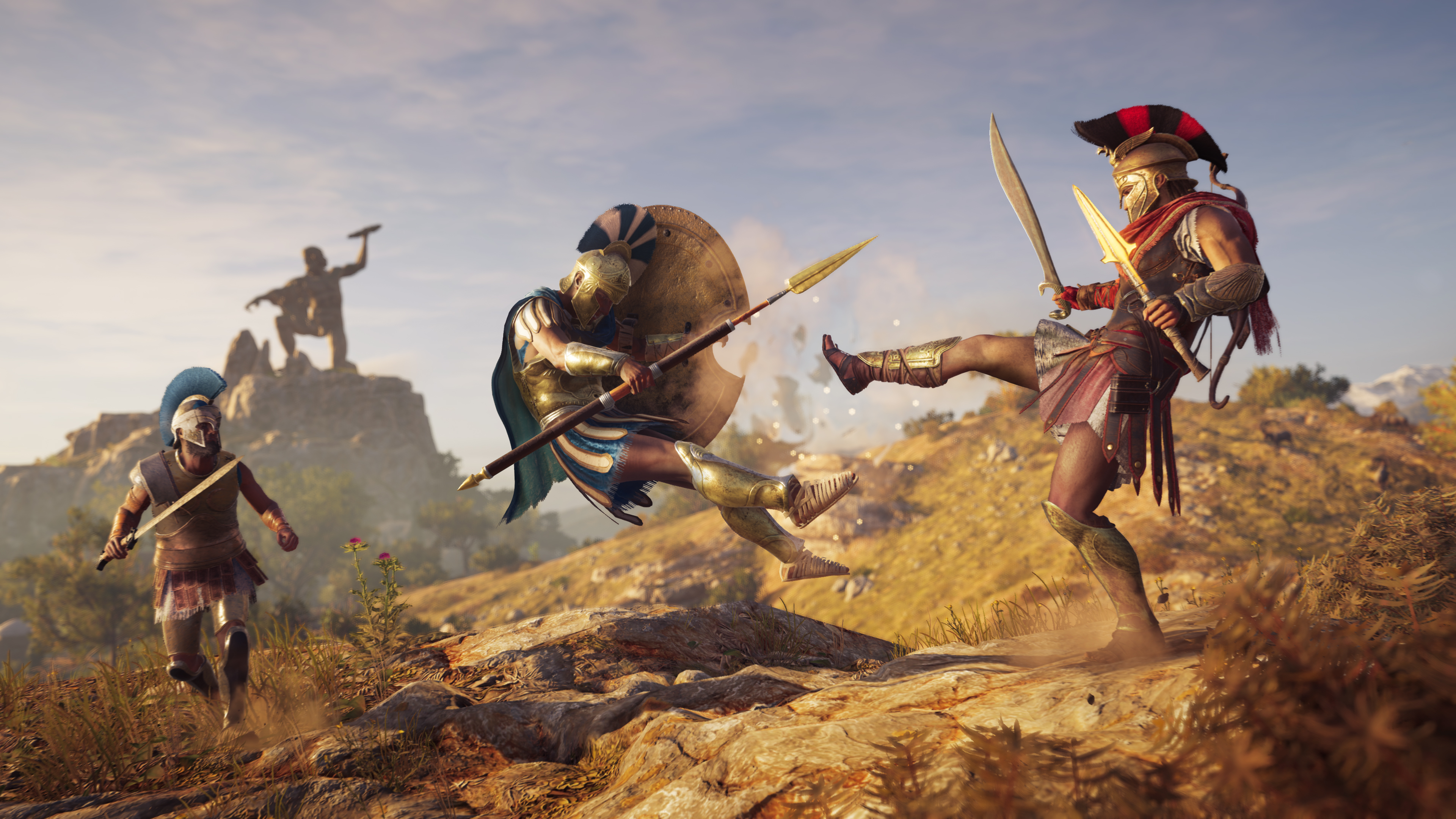 Assassin s Creed Odyssey is even more of a traditional RPG than