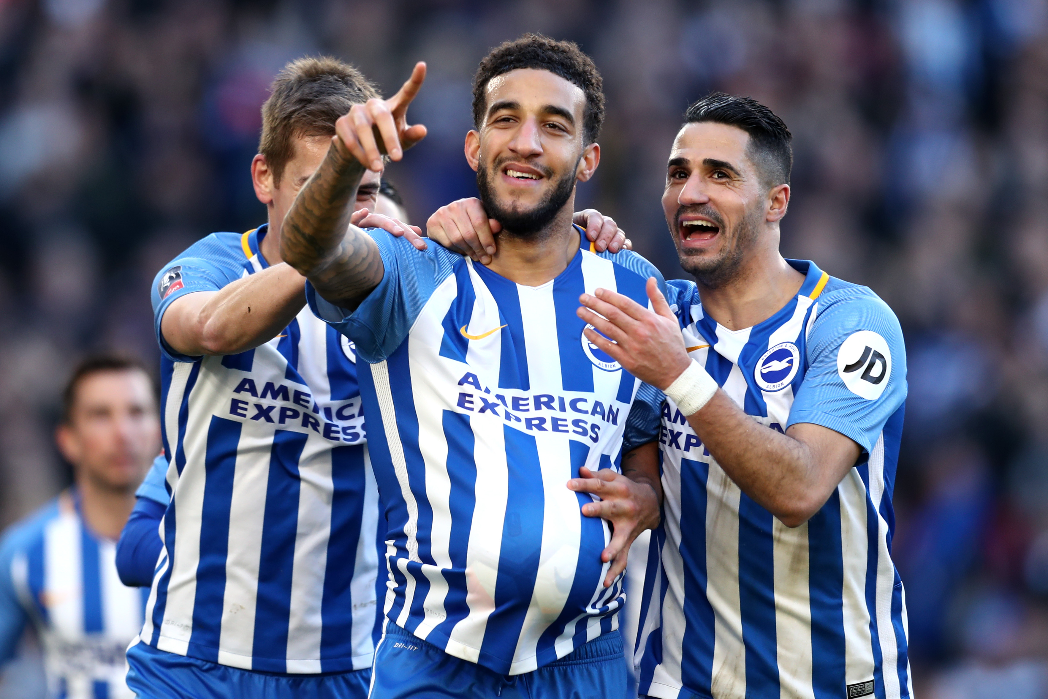 Brighton and Hove Albion v Coventry City - The Emirates FA Cup Fifth Round