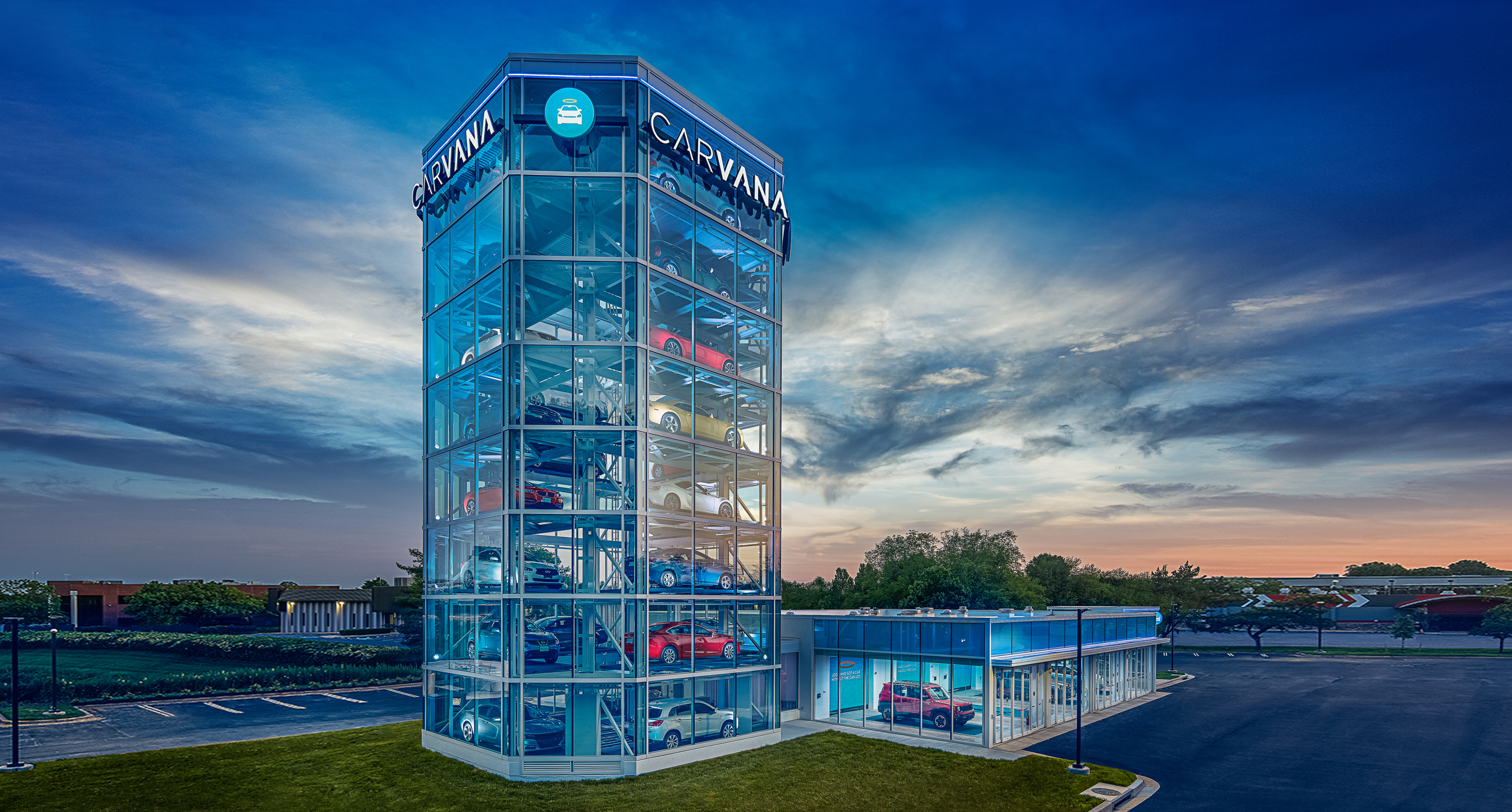 Washington dc homes neighborhoods architecture and real estate a vending machine for cars popped up in gaithersburg fandeluxe Images
