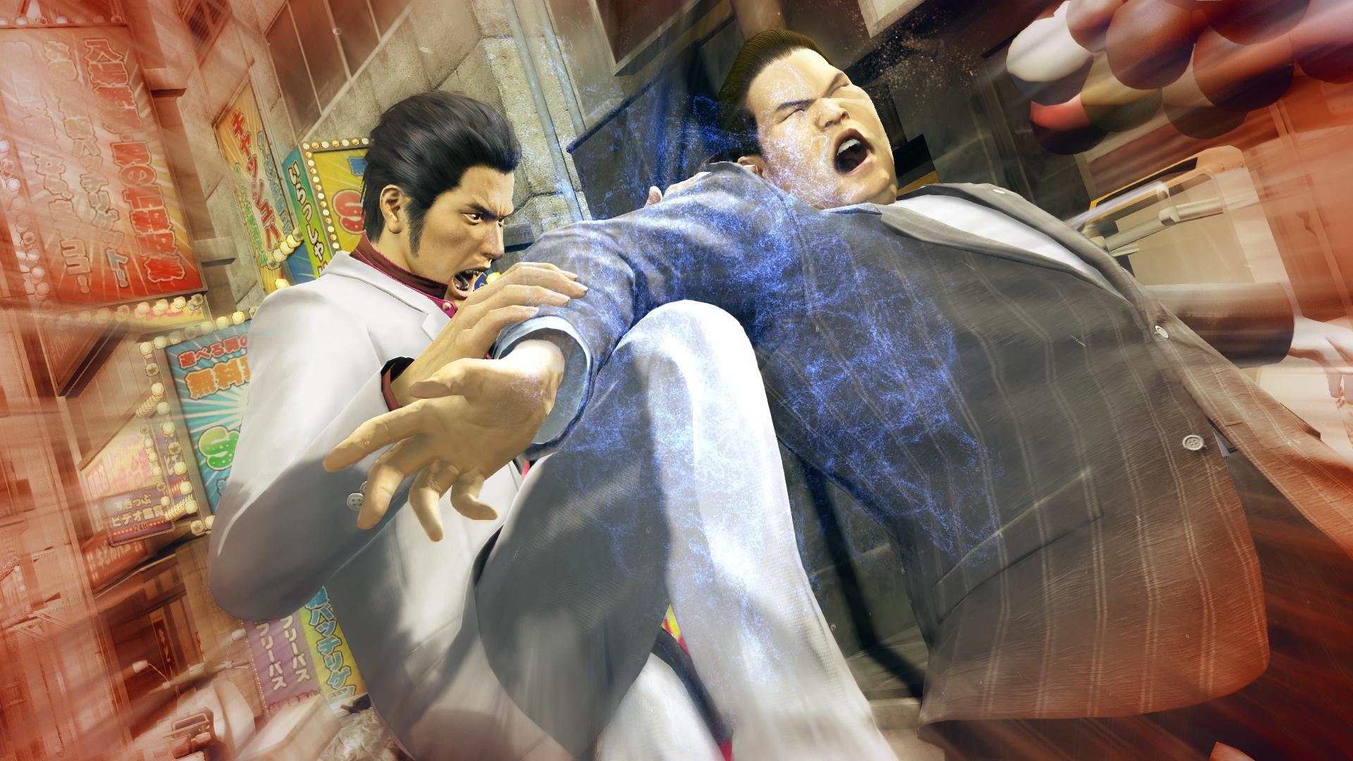 Sega Bringing Yakuza 0 And Kiwami To Pc Polygon