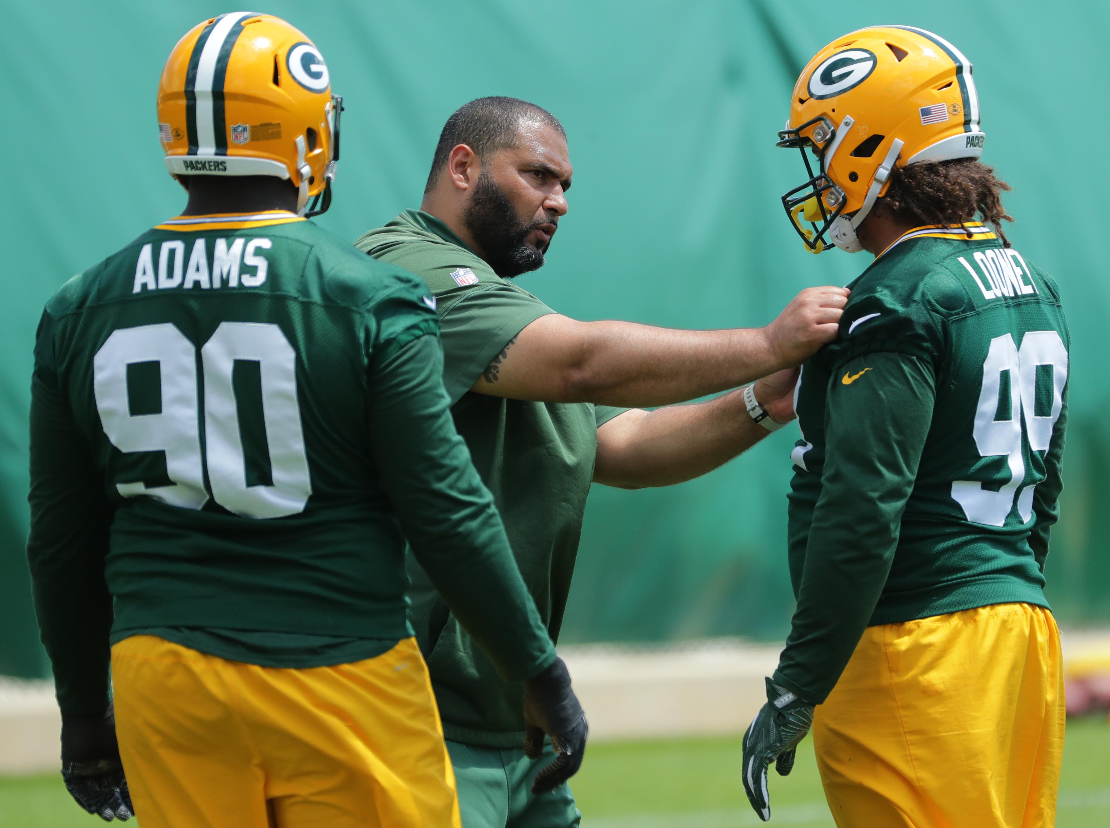 Packers 2018 Minicamp  Practice updates   live discussion for June 12th 137d7631b