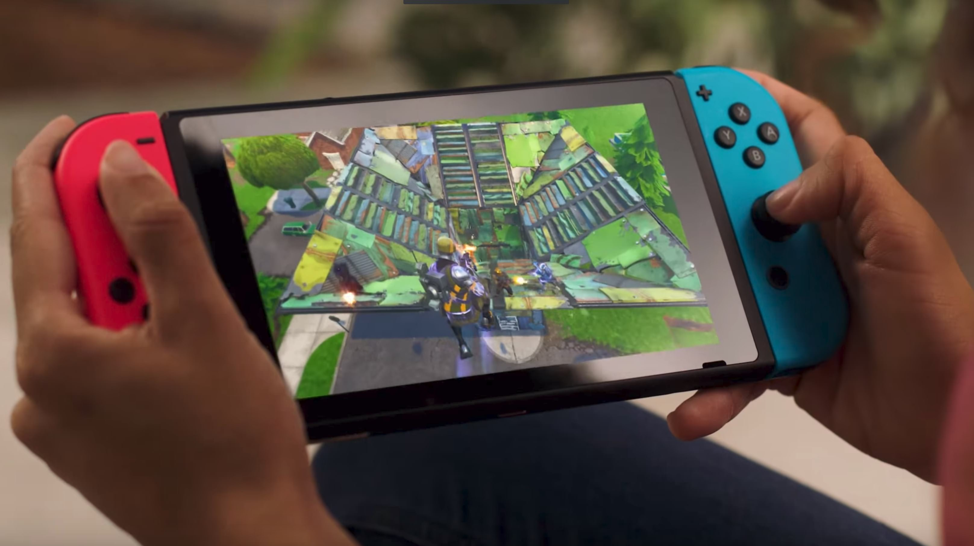 Sony is blocking Fortnite cross-play between PS4 and Nintendo Switch players