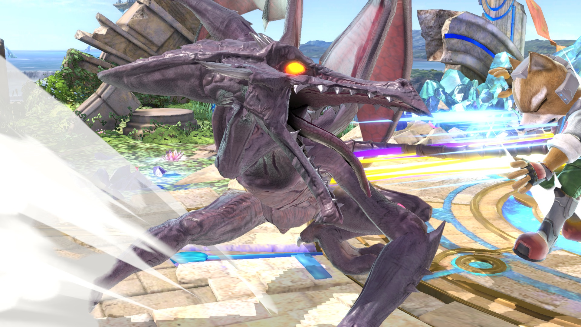 metroid s ridley is coming to super smash bros ultimate on the