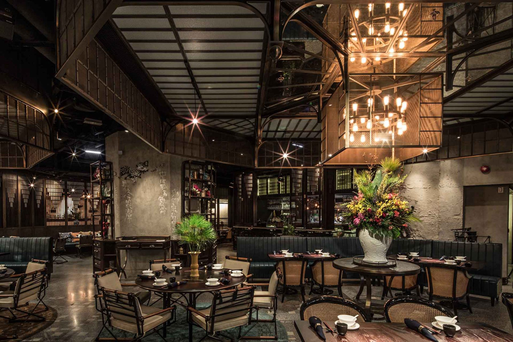 Mott 32 Hong Kong interior design by Joyce Wang Studio
