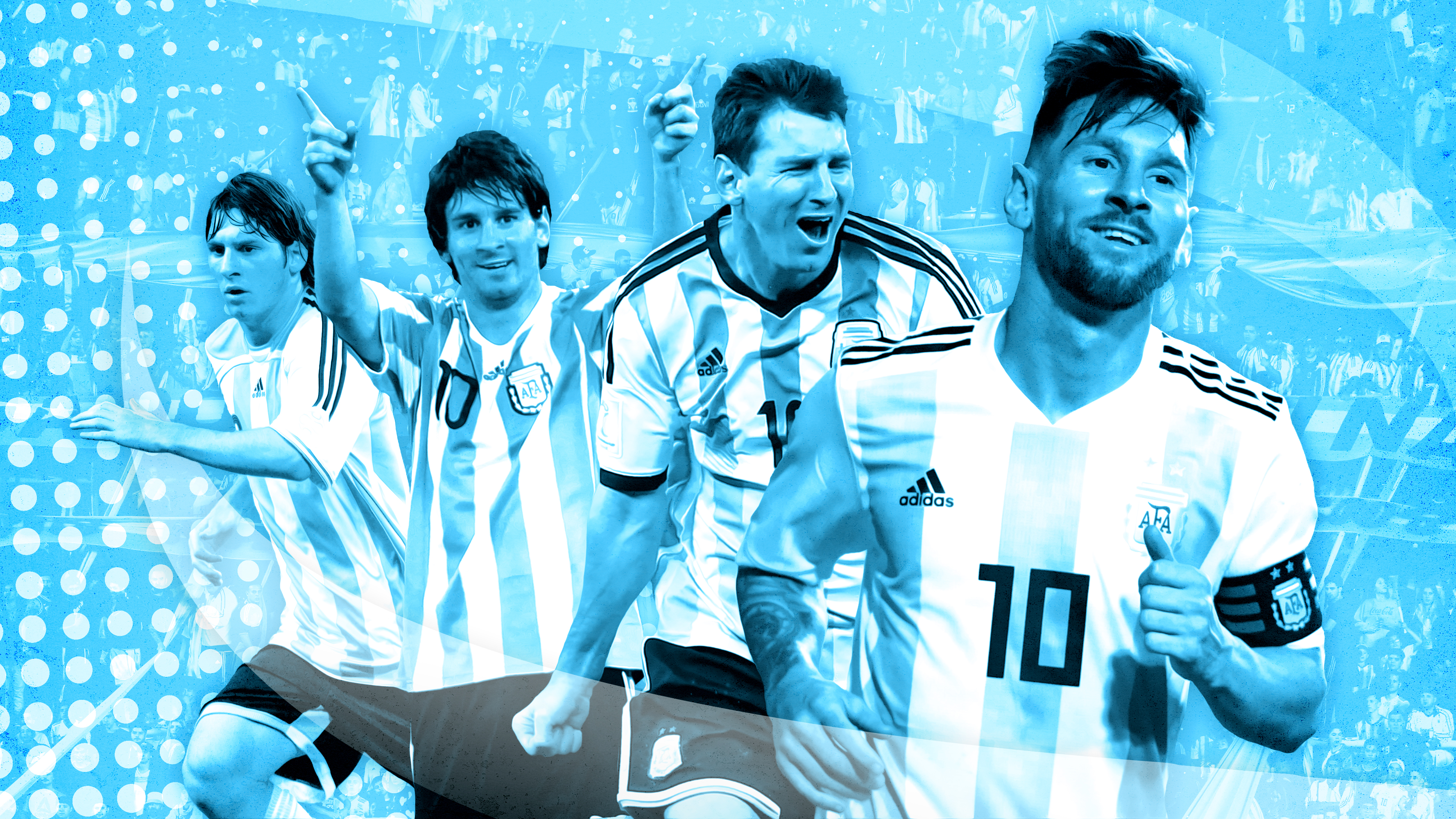 ae5b4dbd2 2018 World Cup  The History of Messi and Argentina vs. Everything ...