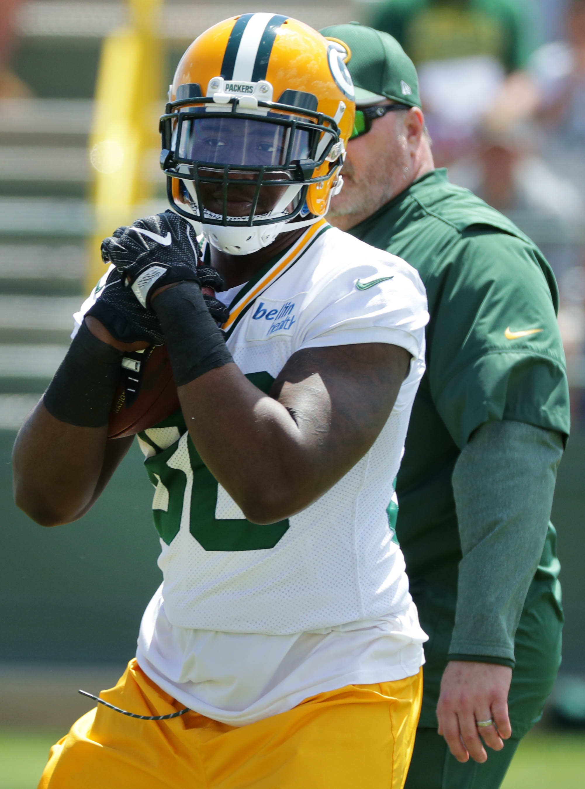 Packers 2018 Minicamp  Live practice updates for June 13 7359b165f