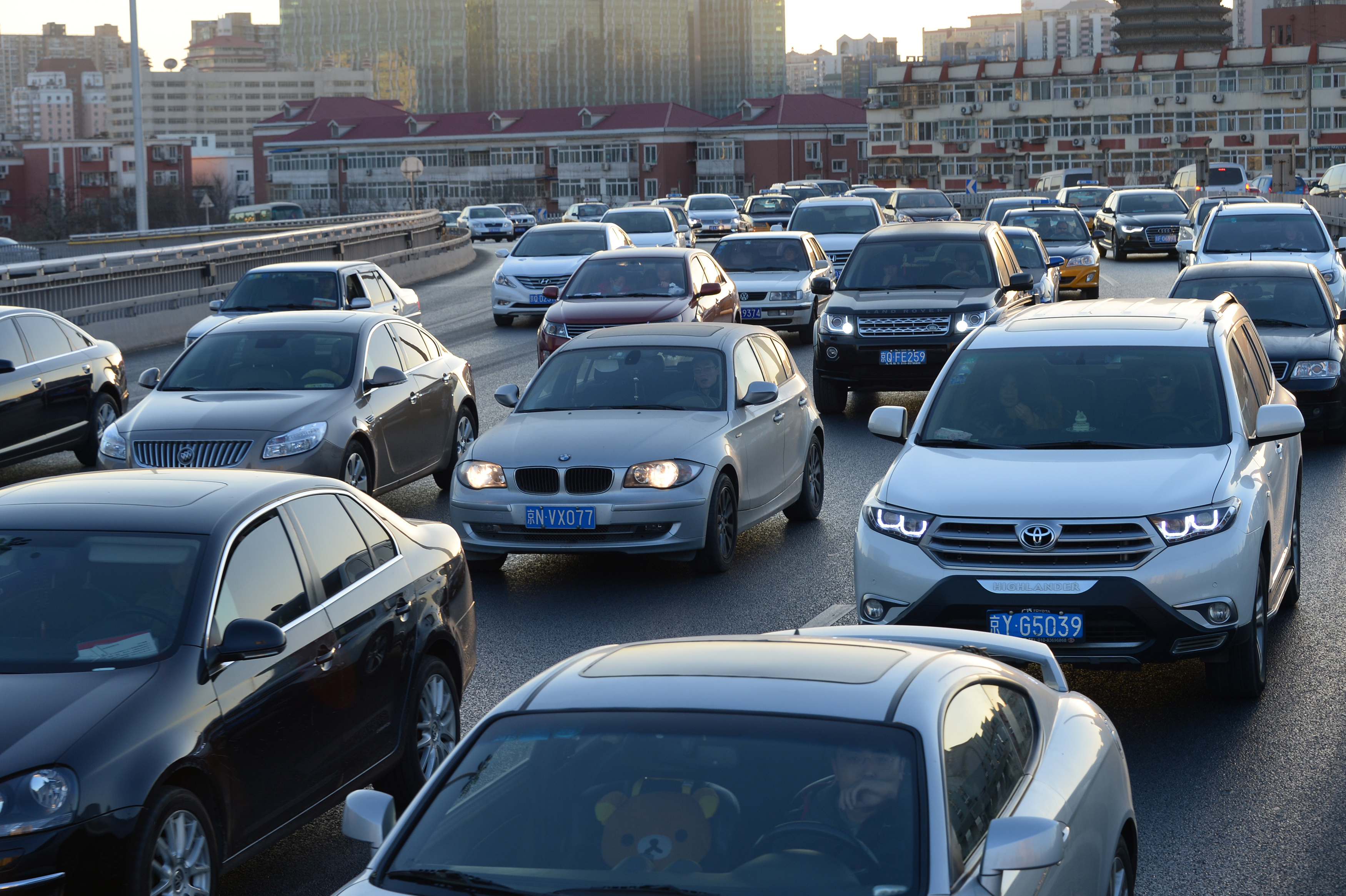 China wants to track citizens' cars with mandatory RFID