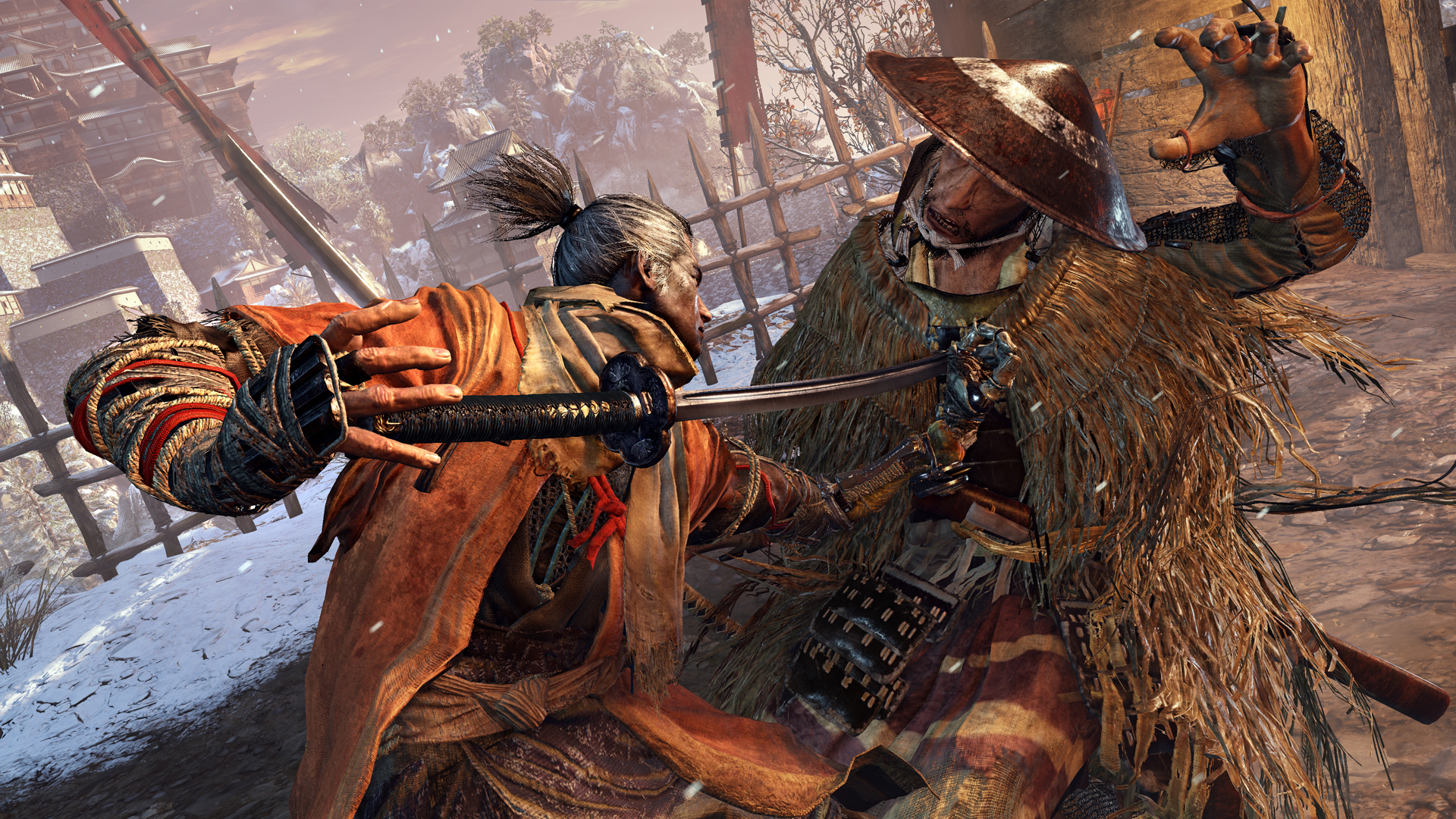 Sekiro: Shadows Die Twice is definitely not a Dark Souls game - Polygon