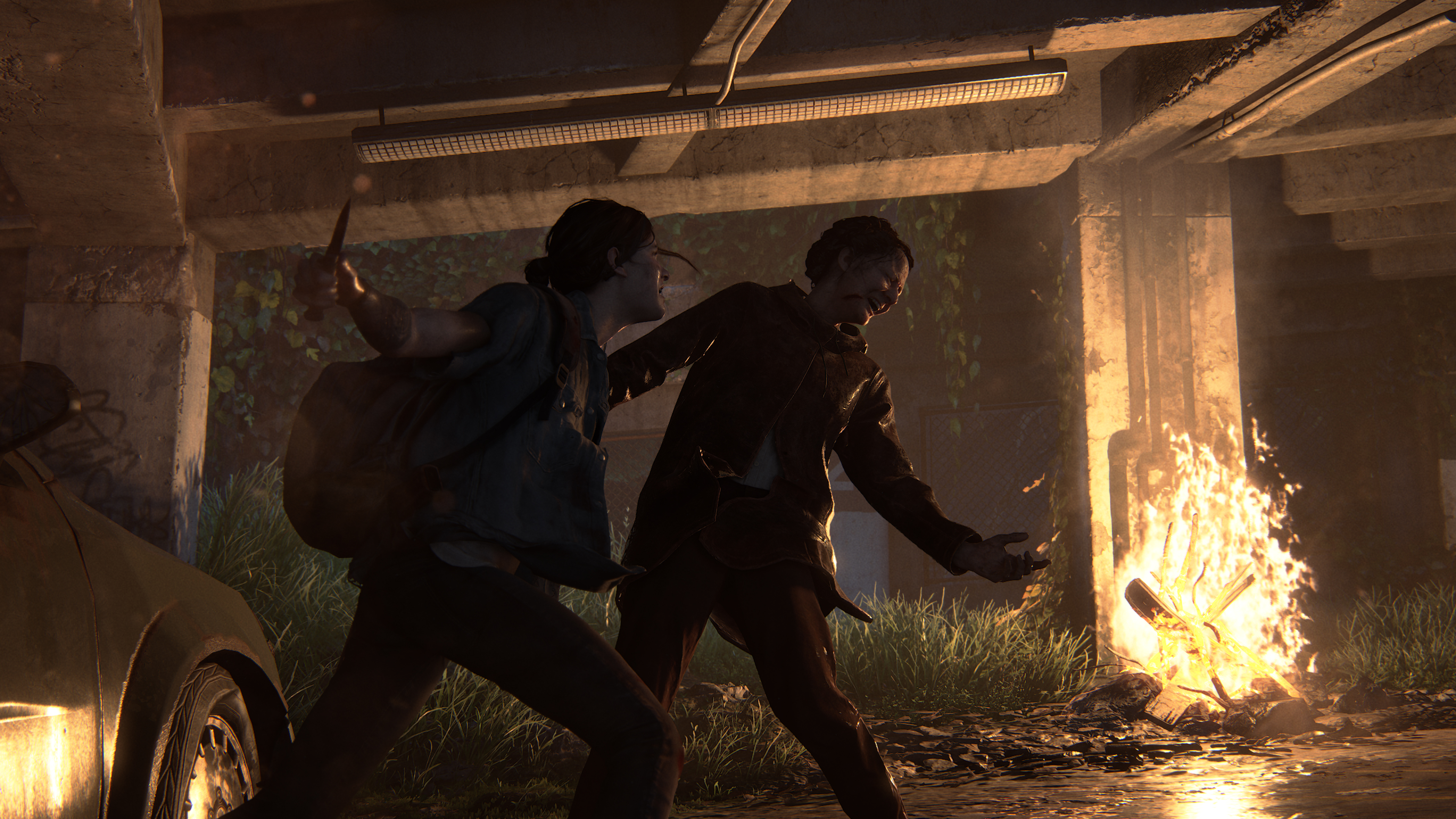 The Last of Us Part II will be a tale of revenge, its director says