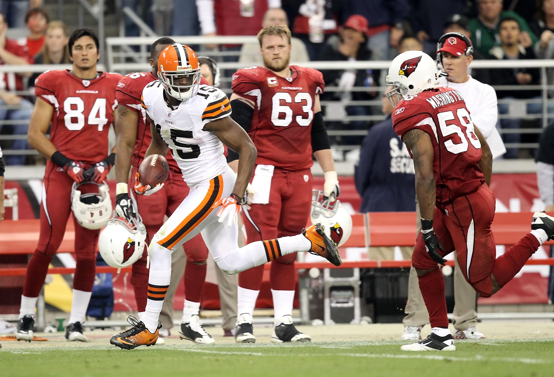 Cleveland Browns v Arizona Cardinals