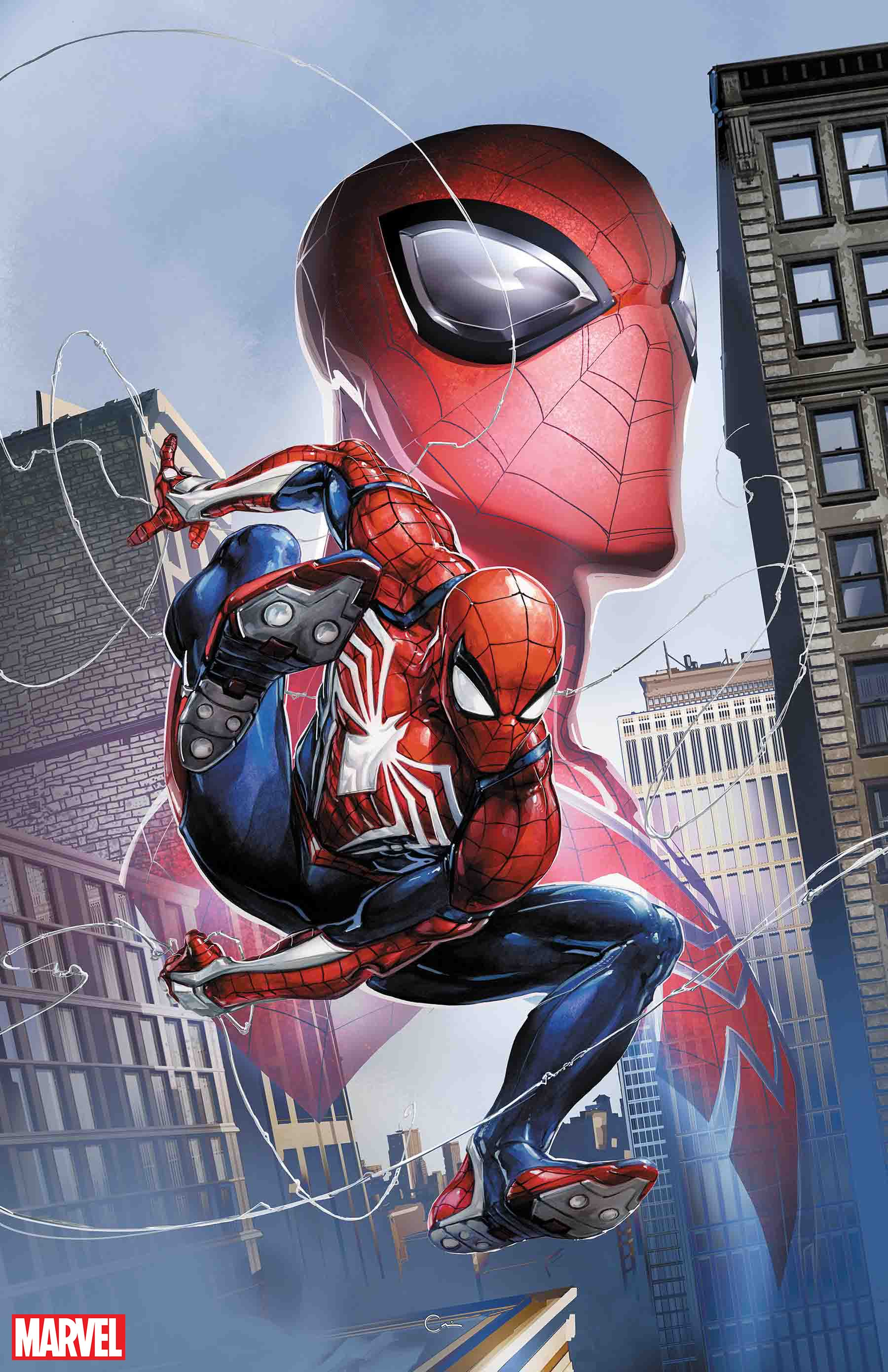 Insomniac Games' PS4 Spider-Man will join Marvel Comics