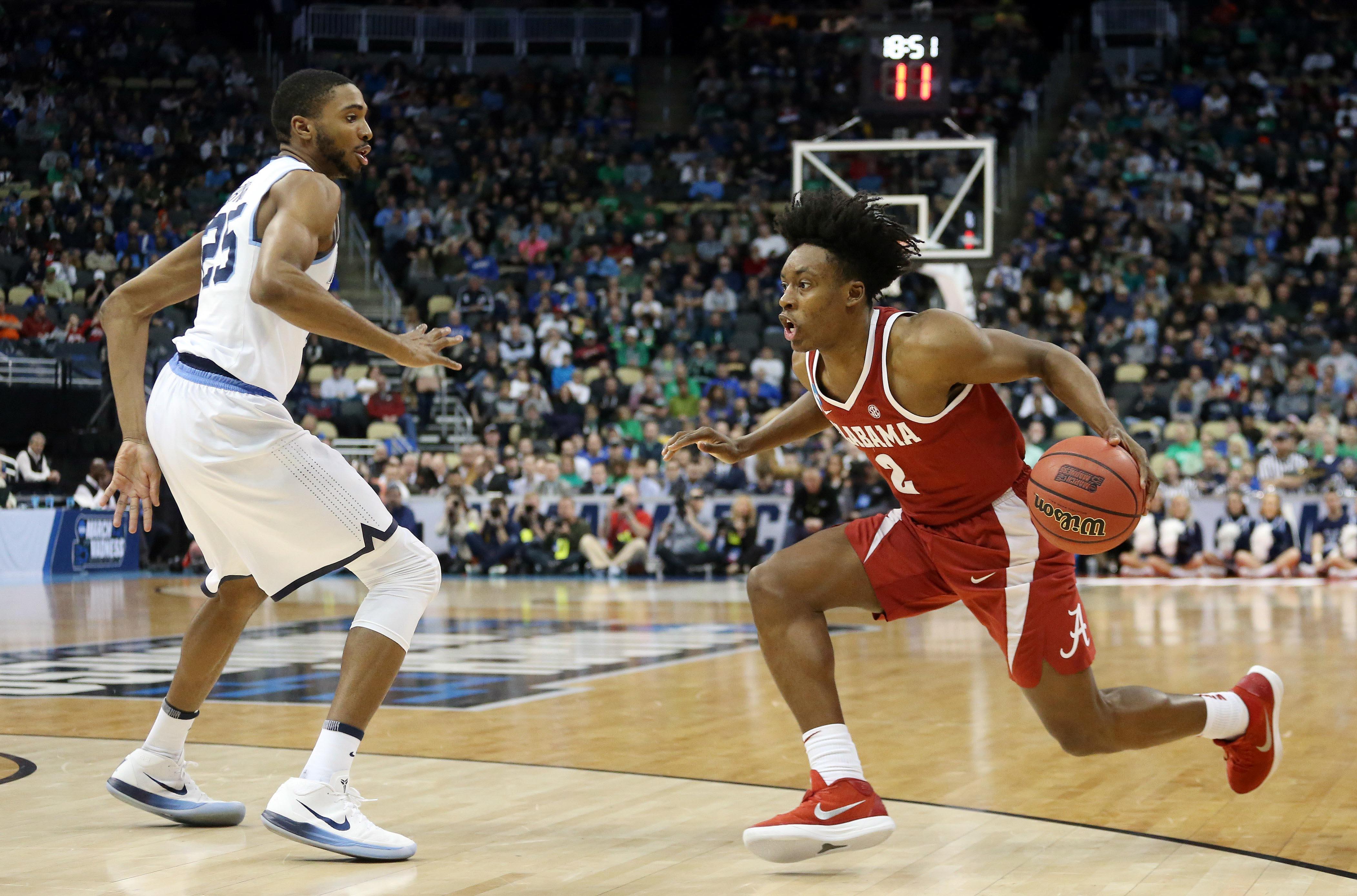 NCAA Basketball: NCAA Tournament-Second Round
