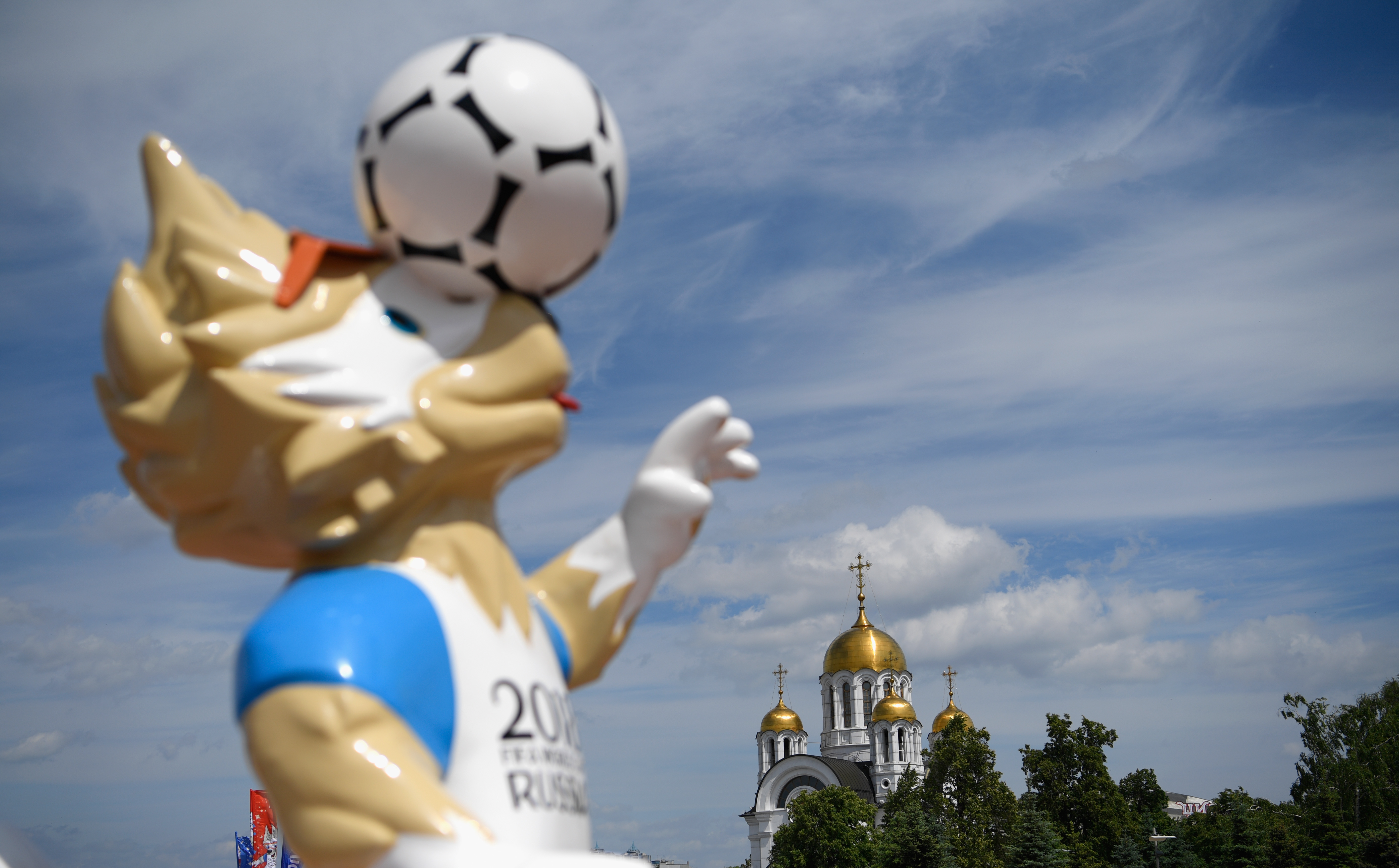 Previews ahead of 2018 FIFA World Cup Russia