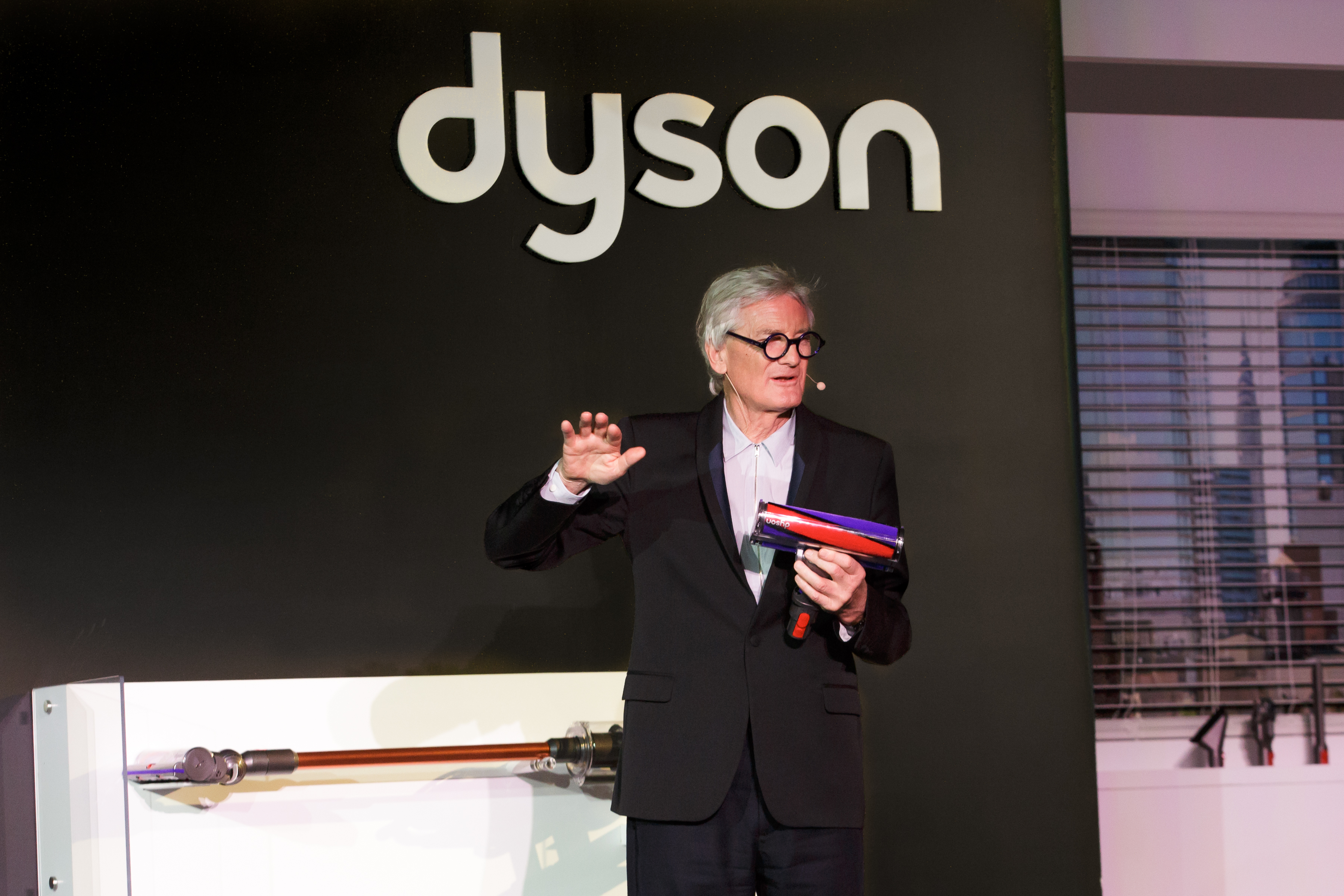 Afternoon Tea With Sir James Dyson