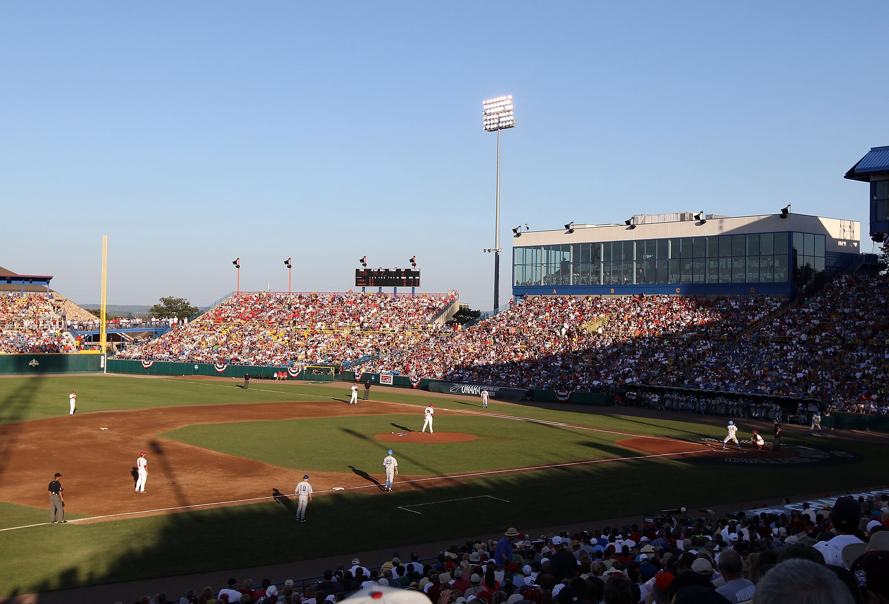 College World Series - Game Two