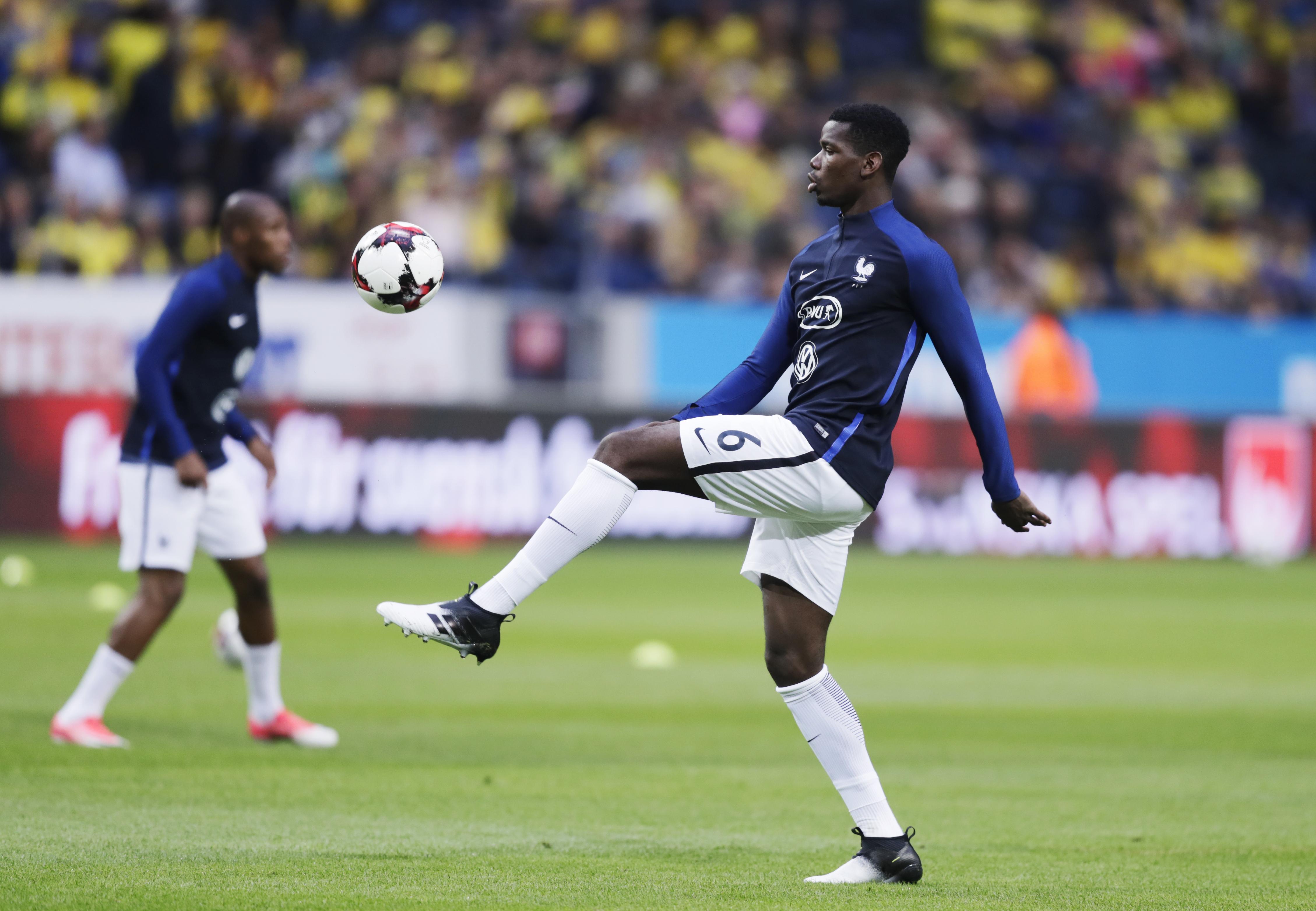 Sweden v France - FIFA 2018 World Cup Qualifier
