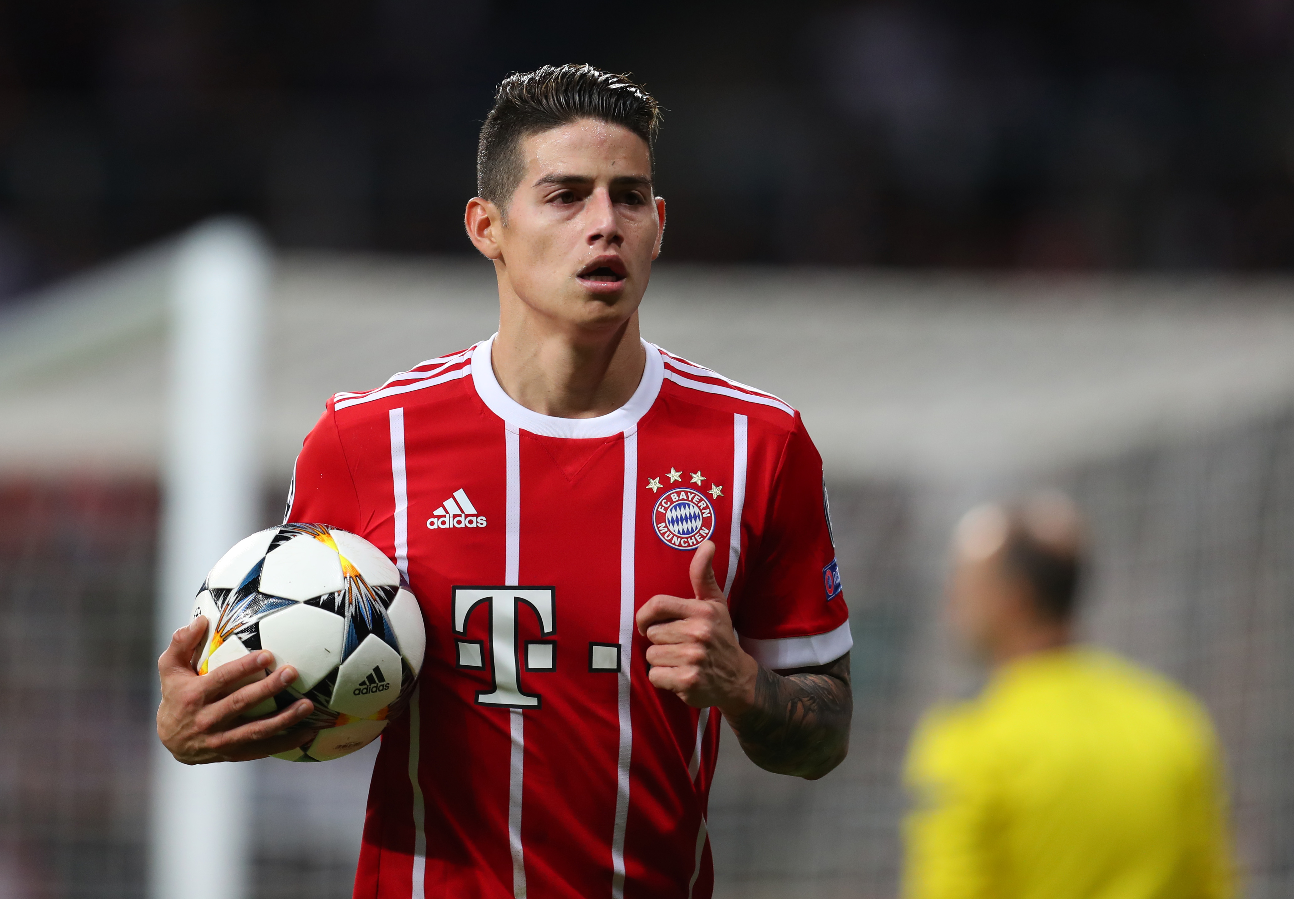 James Rodriguez - Colombia - 2018 FIFA World Cup