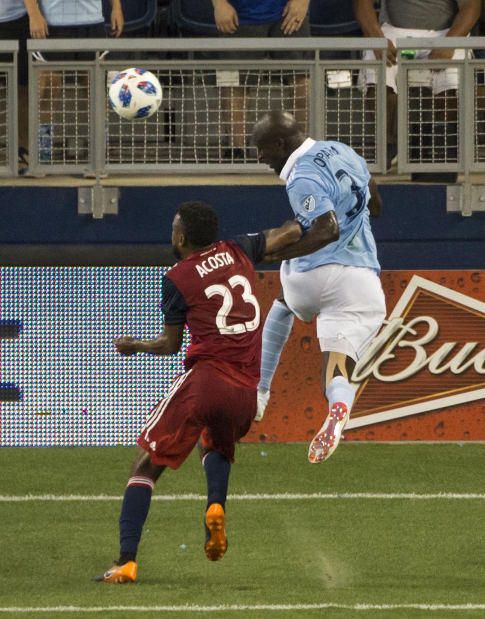 MLS: U.S. Open Cup-Sporting KC vs FC Dallas