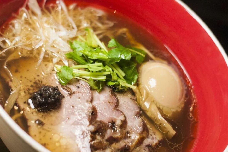 Tokyo's Michelin-Starred Ramen Shop Will Open in Glendale