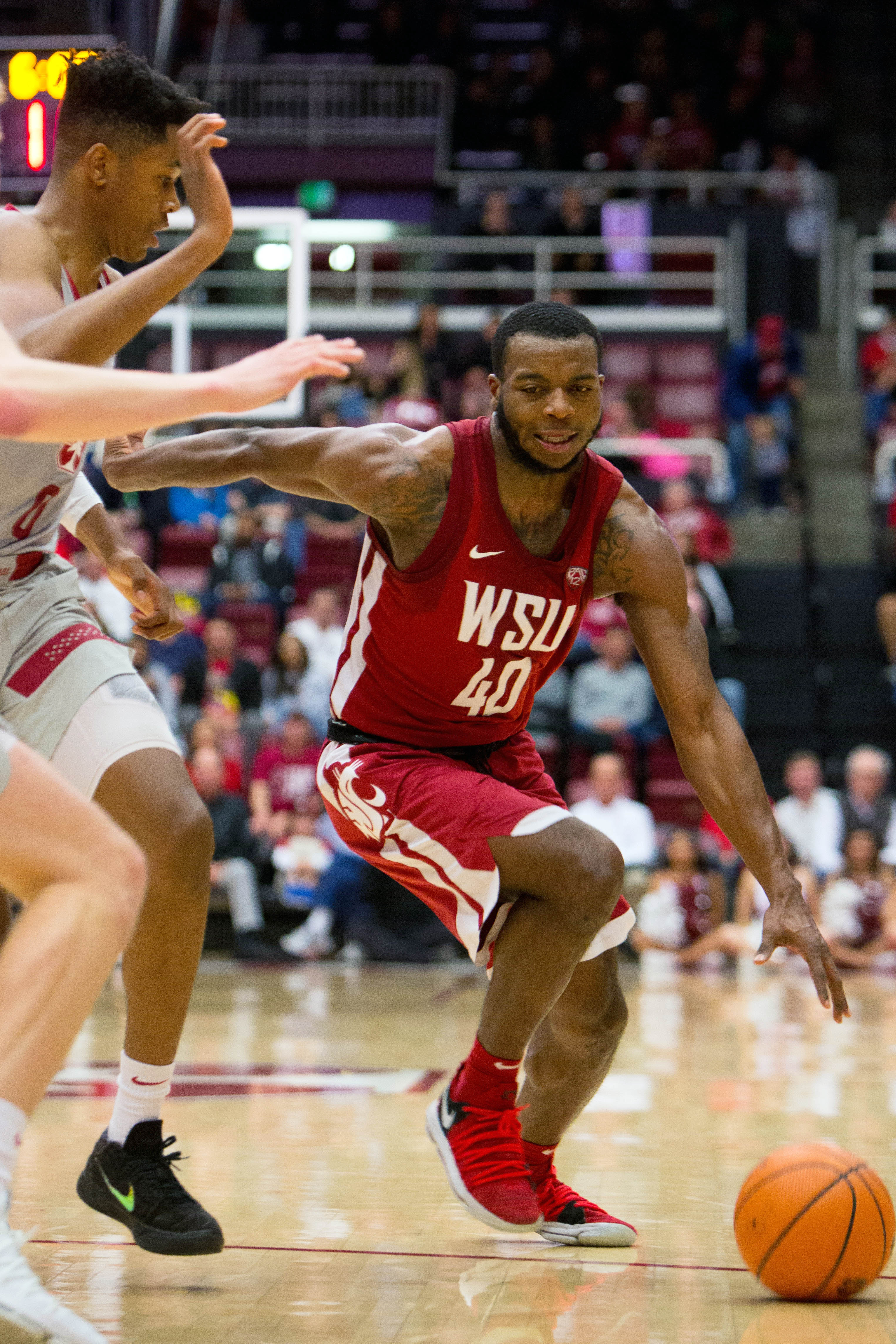 Another Transfer Kwinton Hinson Leaves