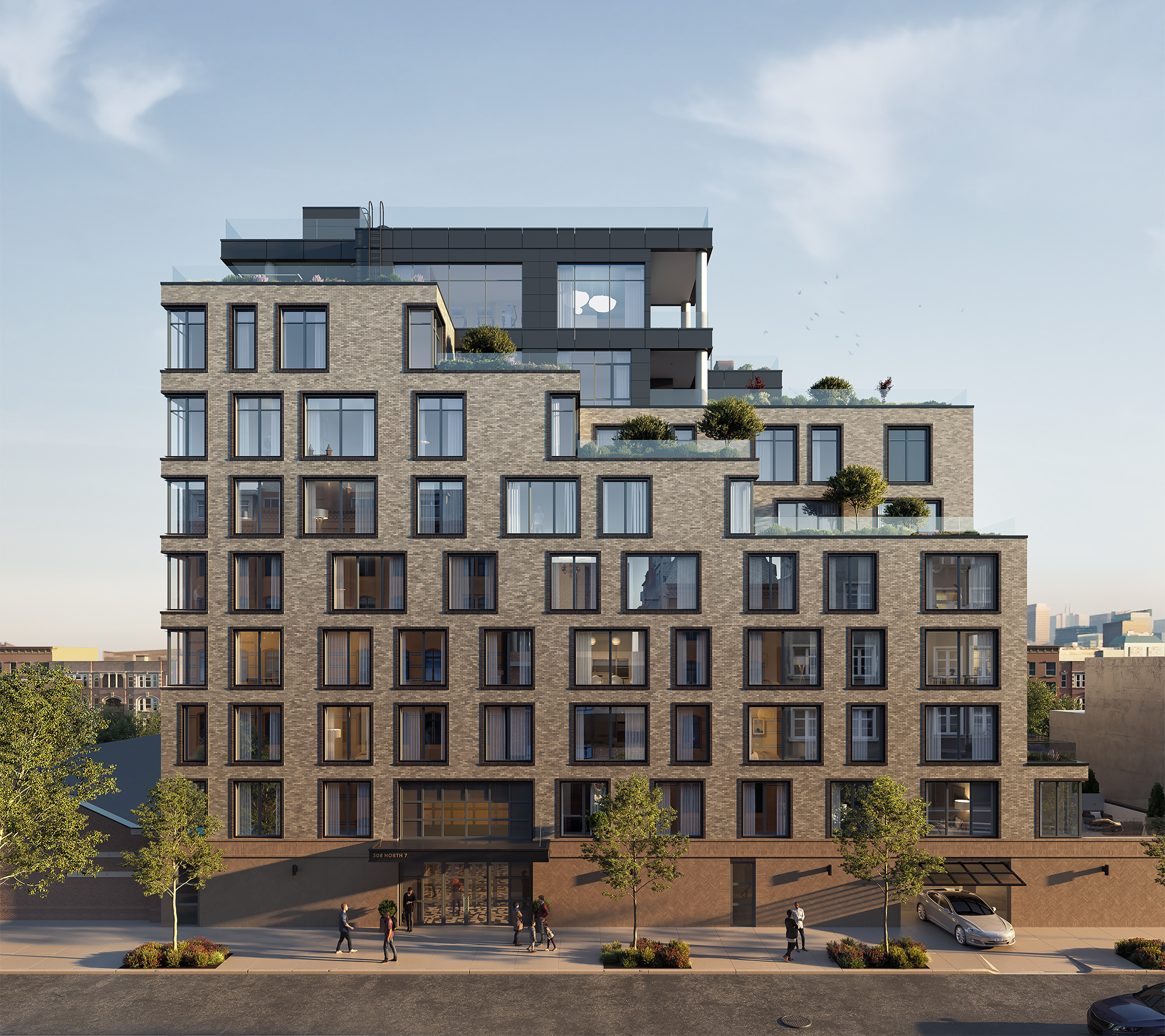 In Williamsburg, A Soap Factory Turned Condo Unveils New Looks