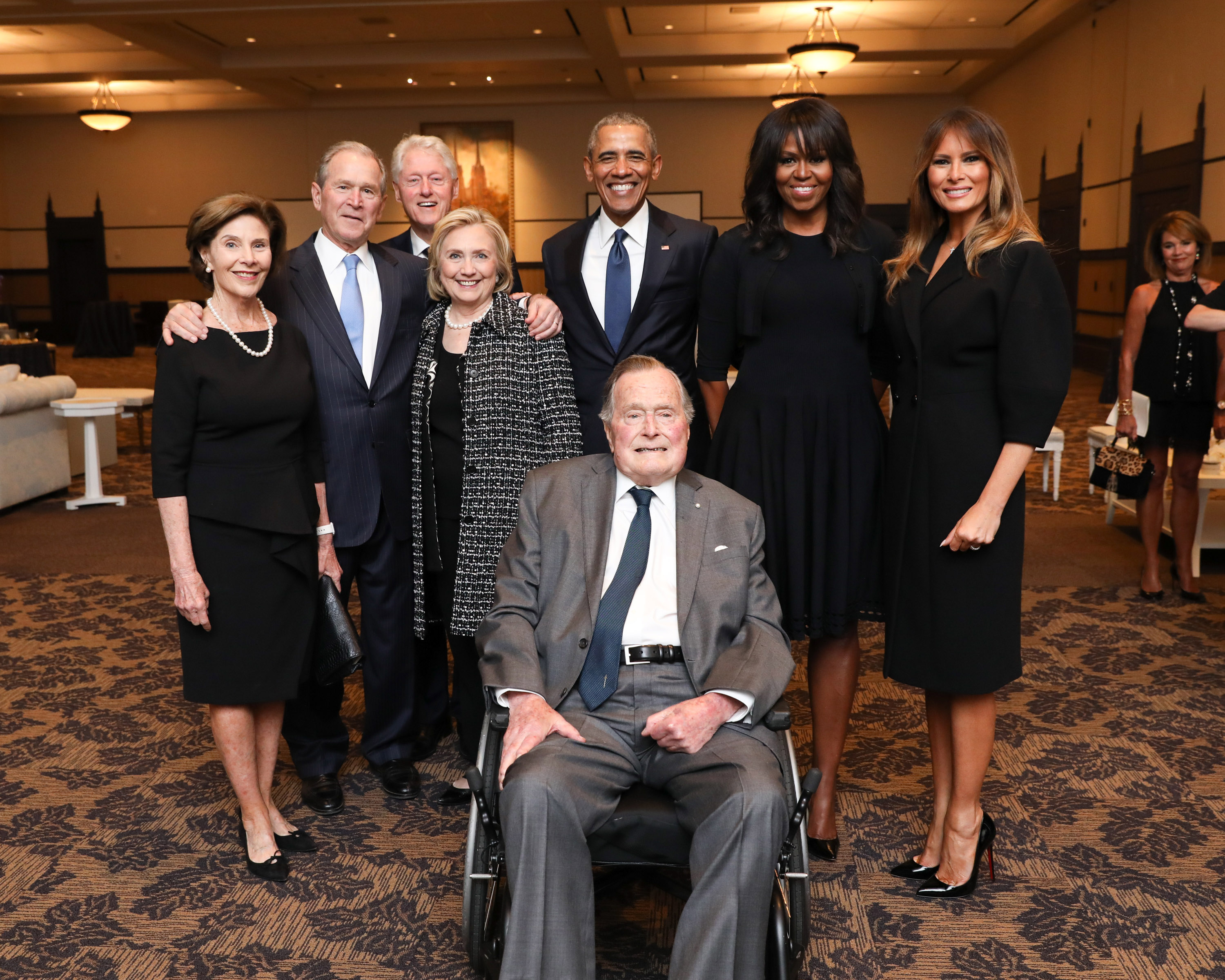 All 4 Living Former First Ladies Have Now Condemned Family