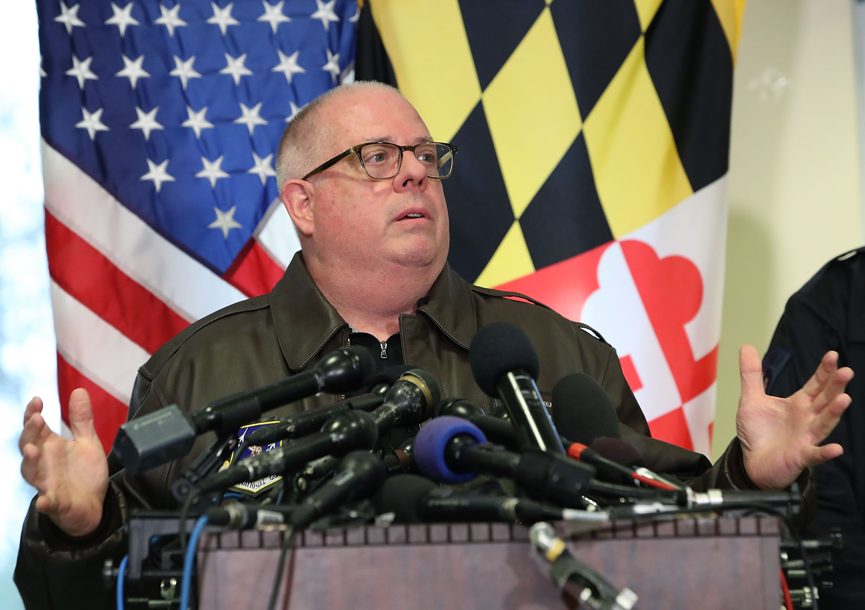 The governors of Maryland, Virginia, and other states are pulling National Guard troops from the border