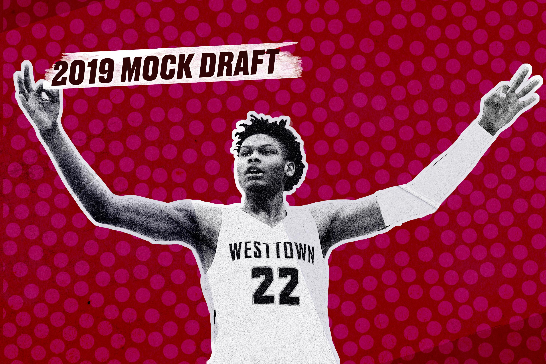 mock nba draft 2019
