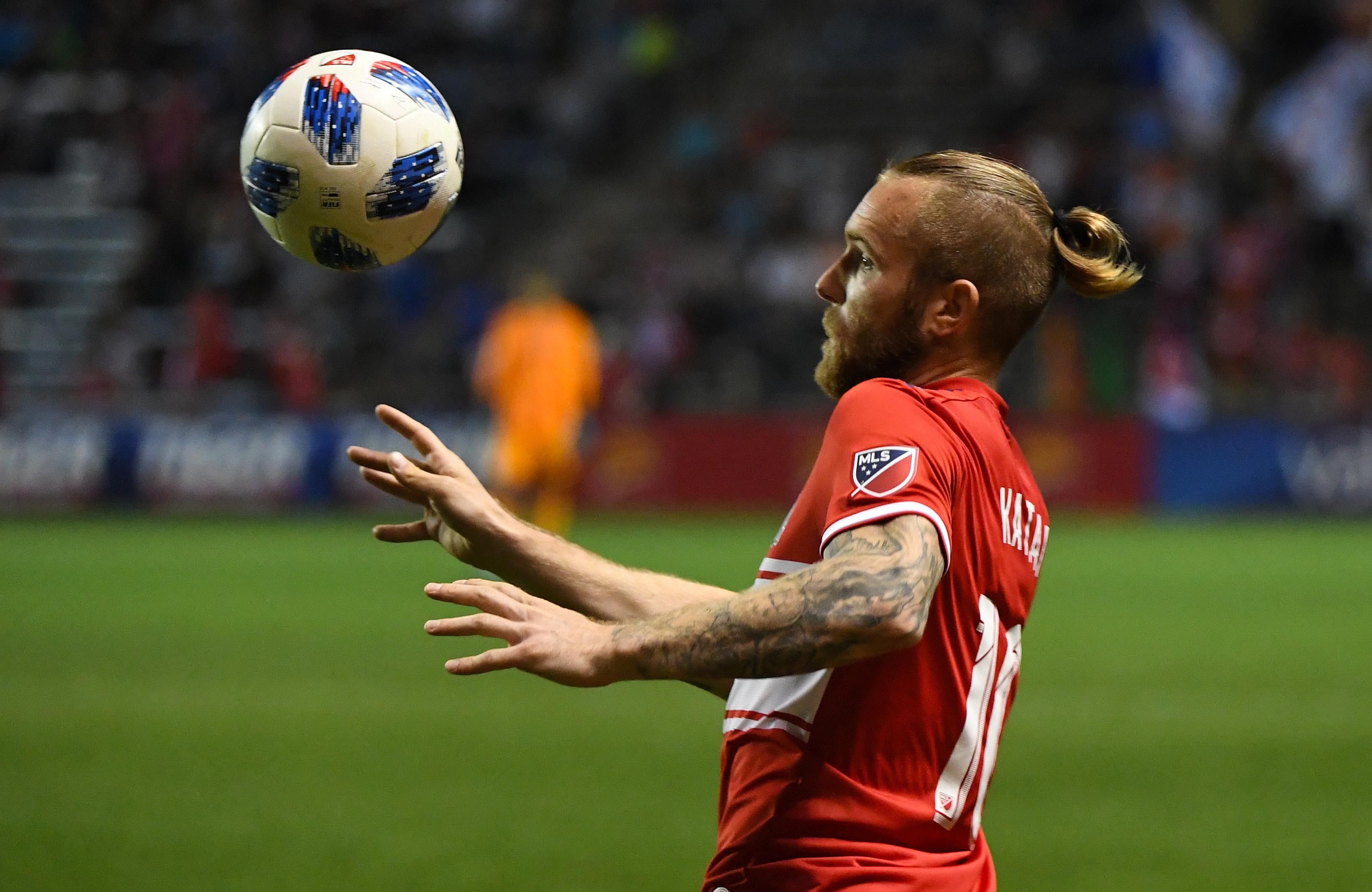 MLS: Atlanta United FC at Chicago Fire