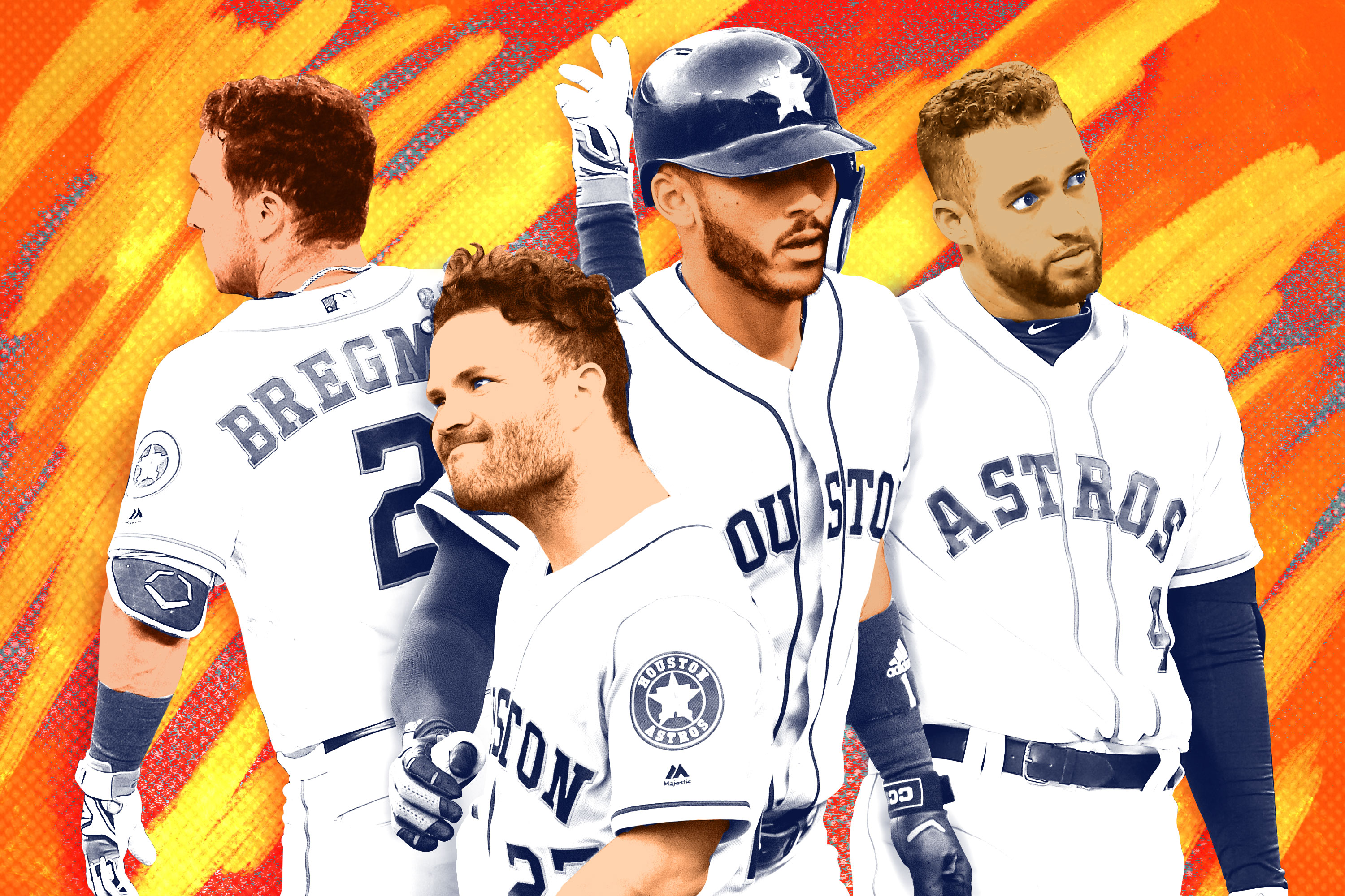 Oh Yeah, The Astros Have The Best Lineup In The