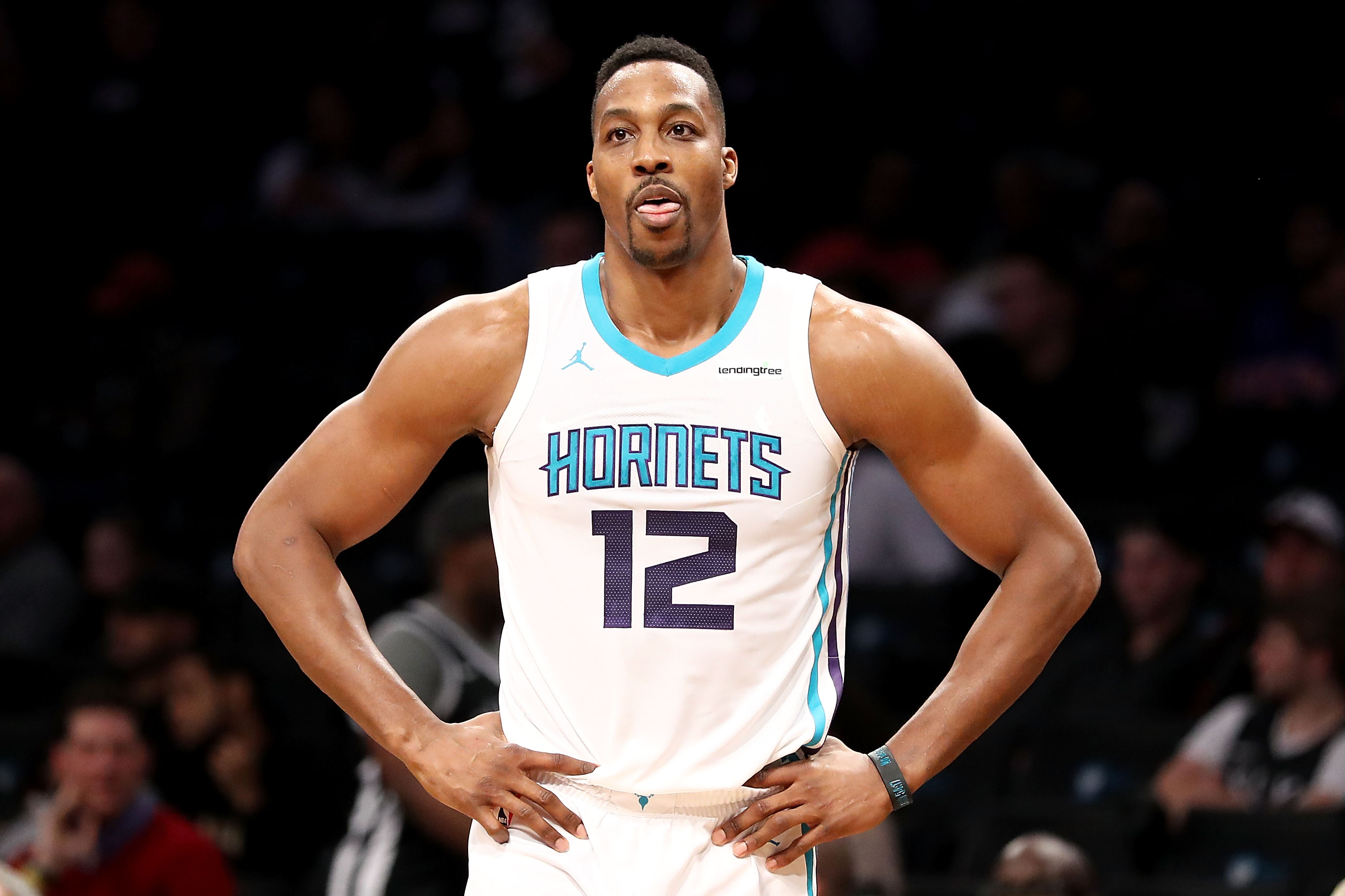 Dwight Howard has been traded again, and his value has never been lower