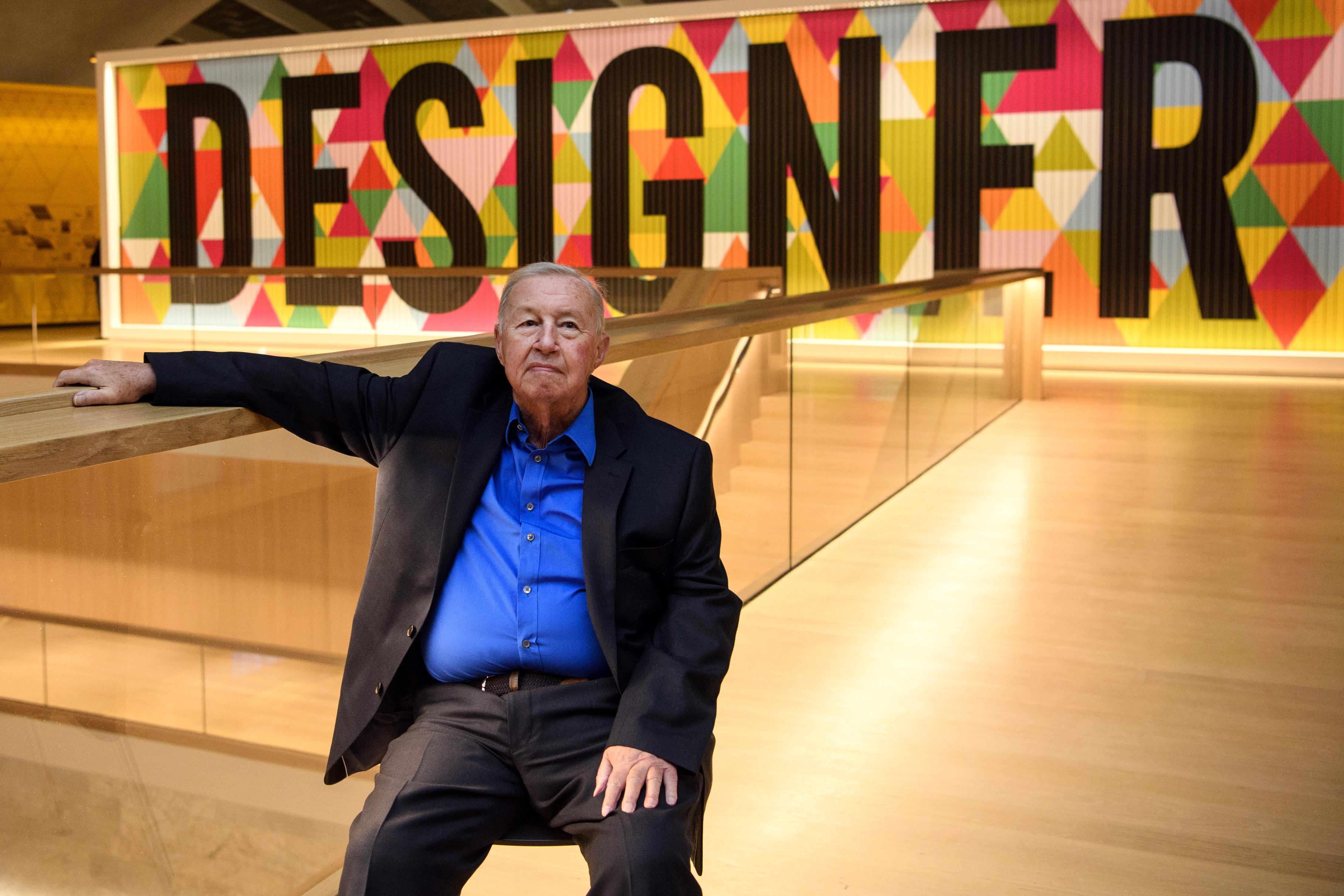 New Design Museum Opens In Kensington