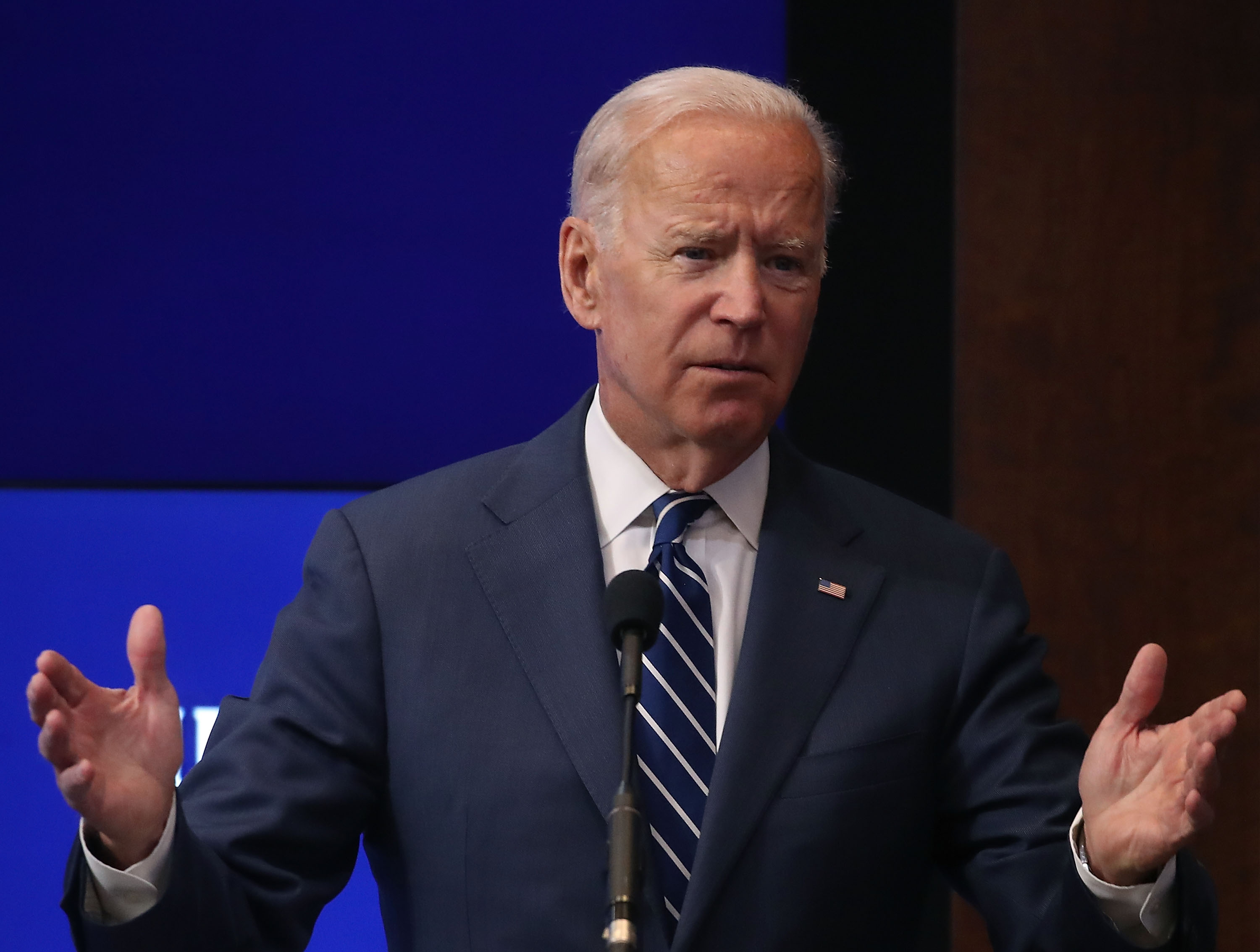Former Vice President Joe Biden Trumps Family Separation Policy Is
