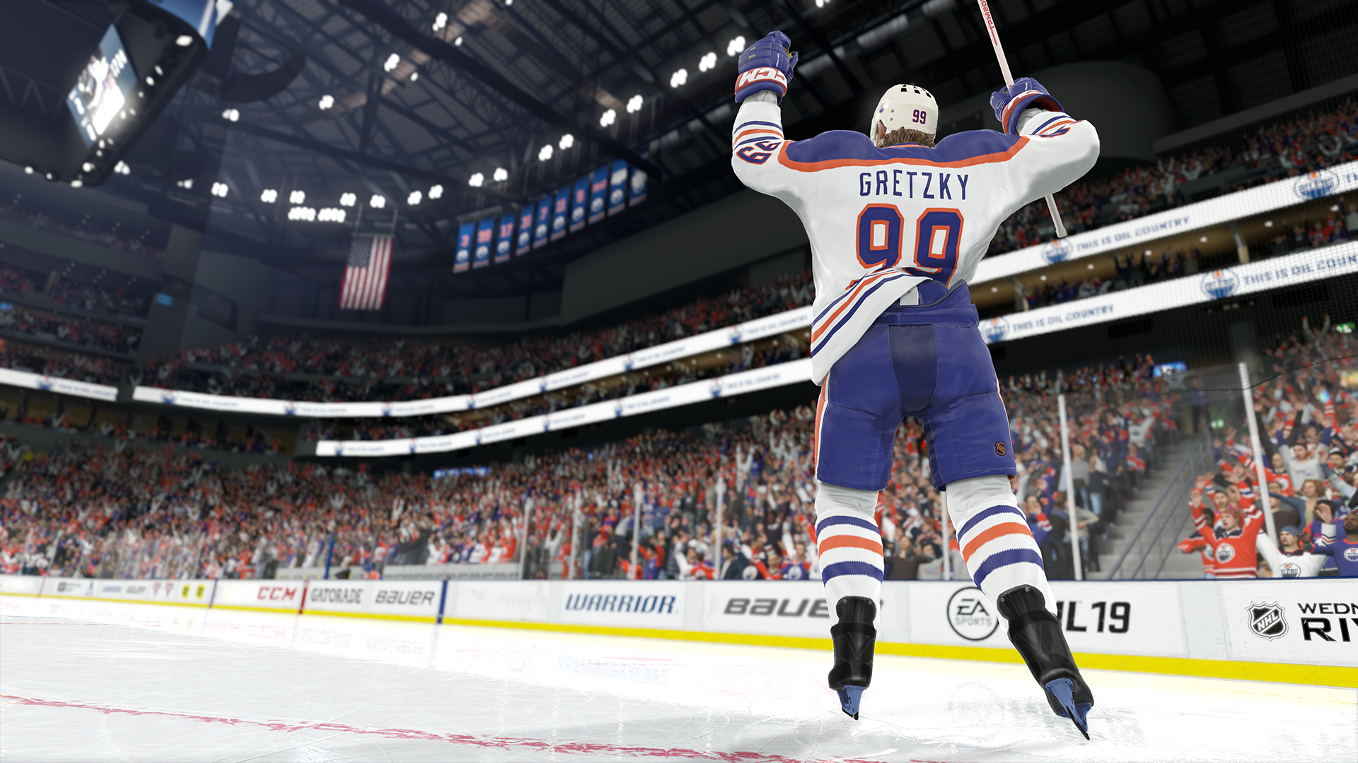 With Nhl 19, Ea Leans Into Online Play In Effort