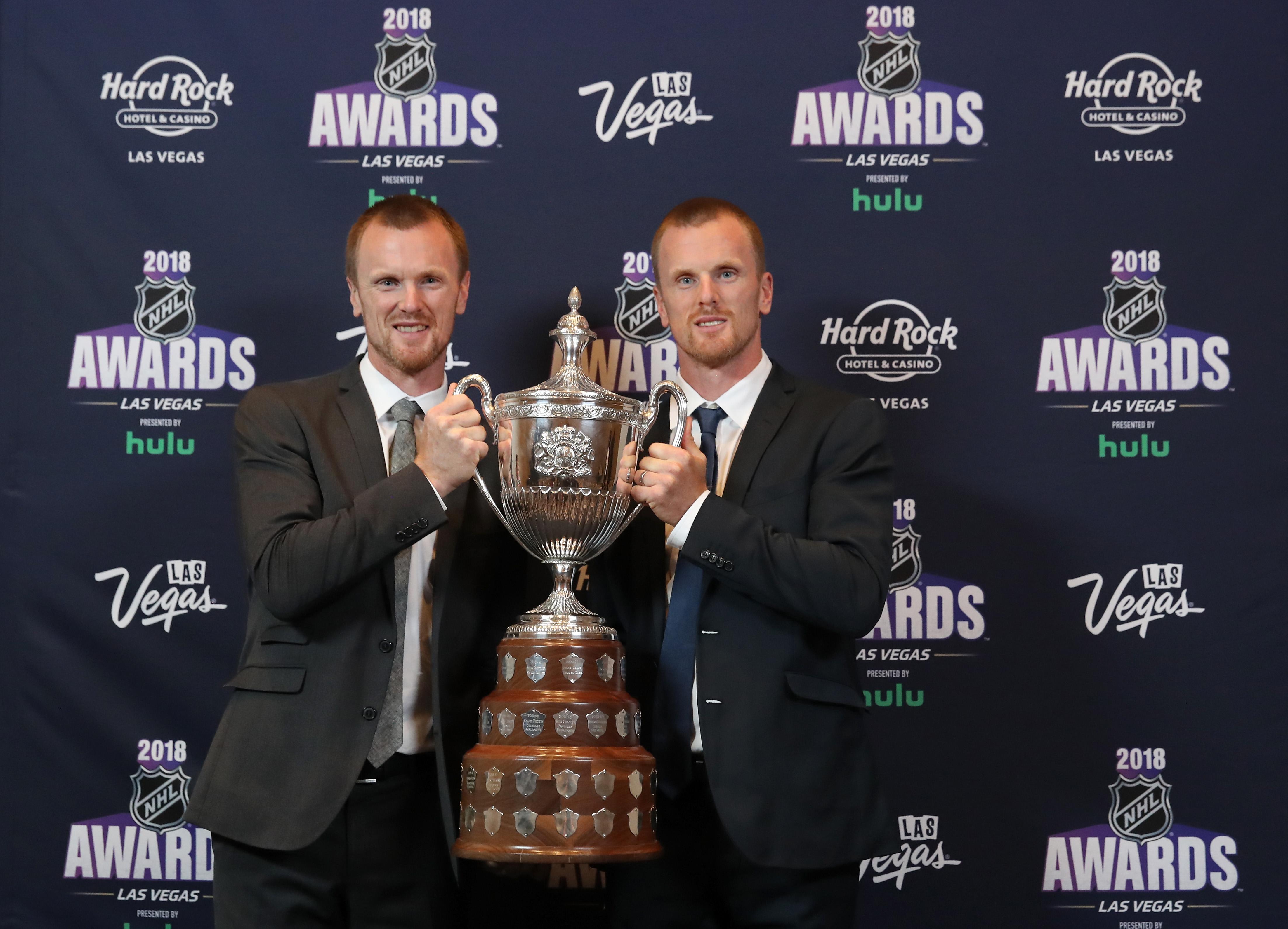 2018 NHL Awards - Press Room