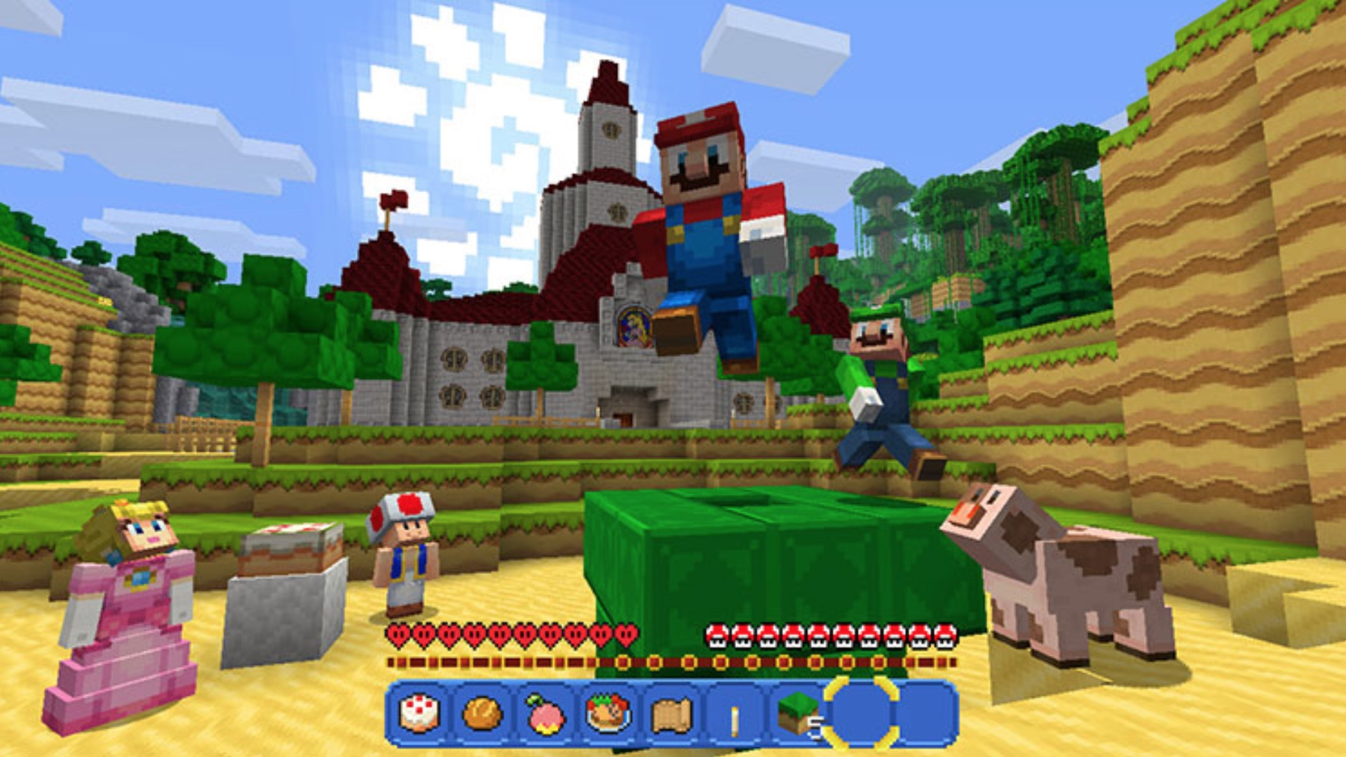 This is why Sony isn't likely to ever allow Minecraft cross-platform play